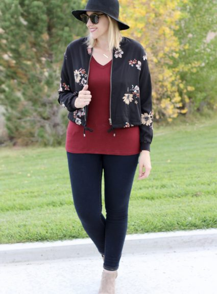 The Weekly Style Edit Link Up: Bomber Jackets