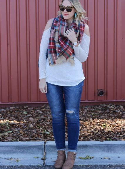 The Weekly Style Edit Link Up: The Blanket Scarf
