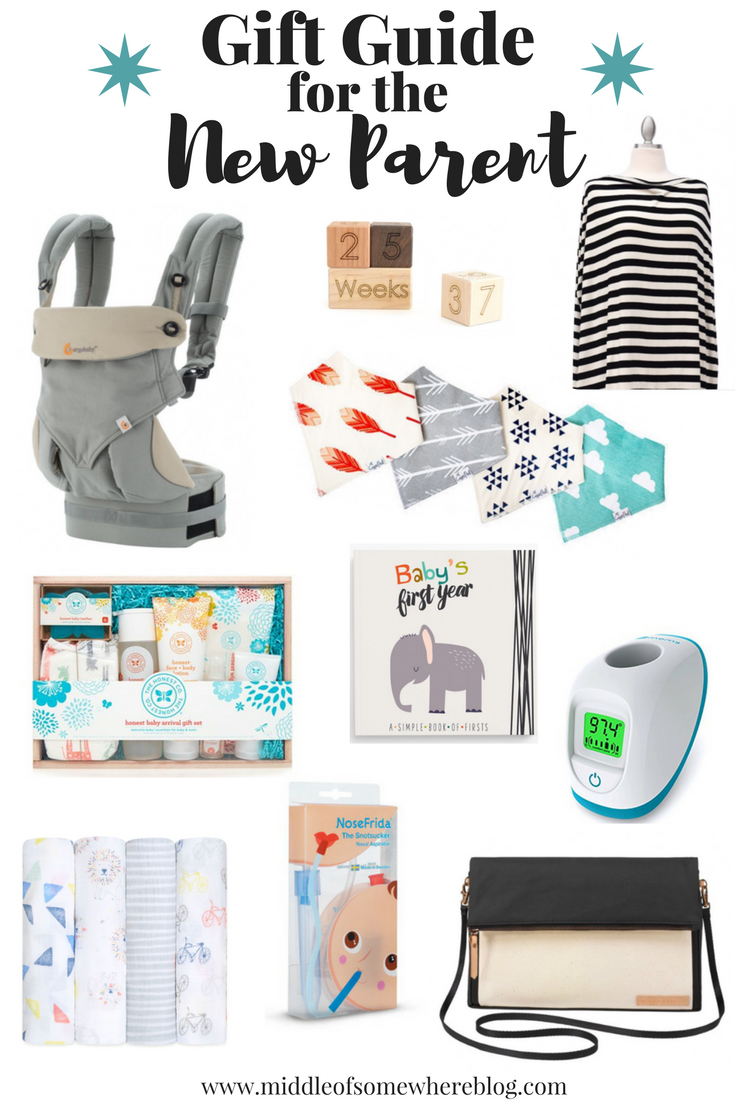 gift guide for new parents