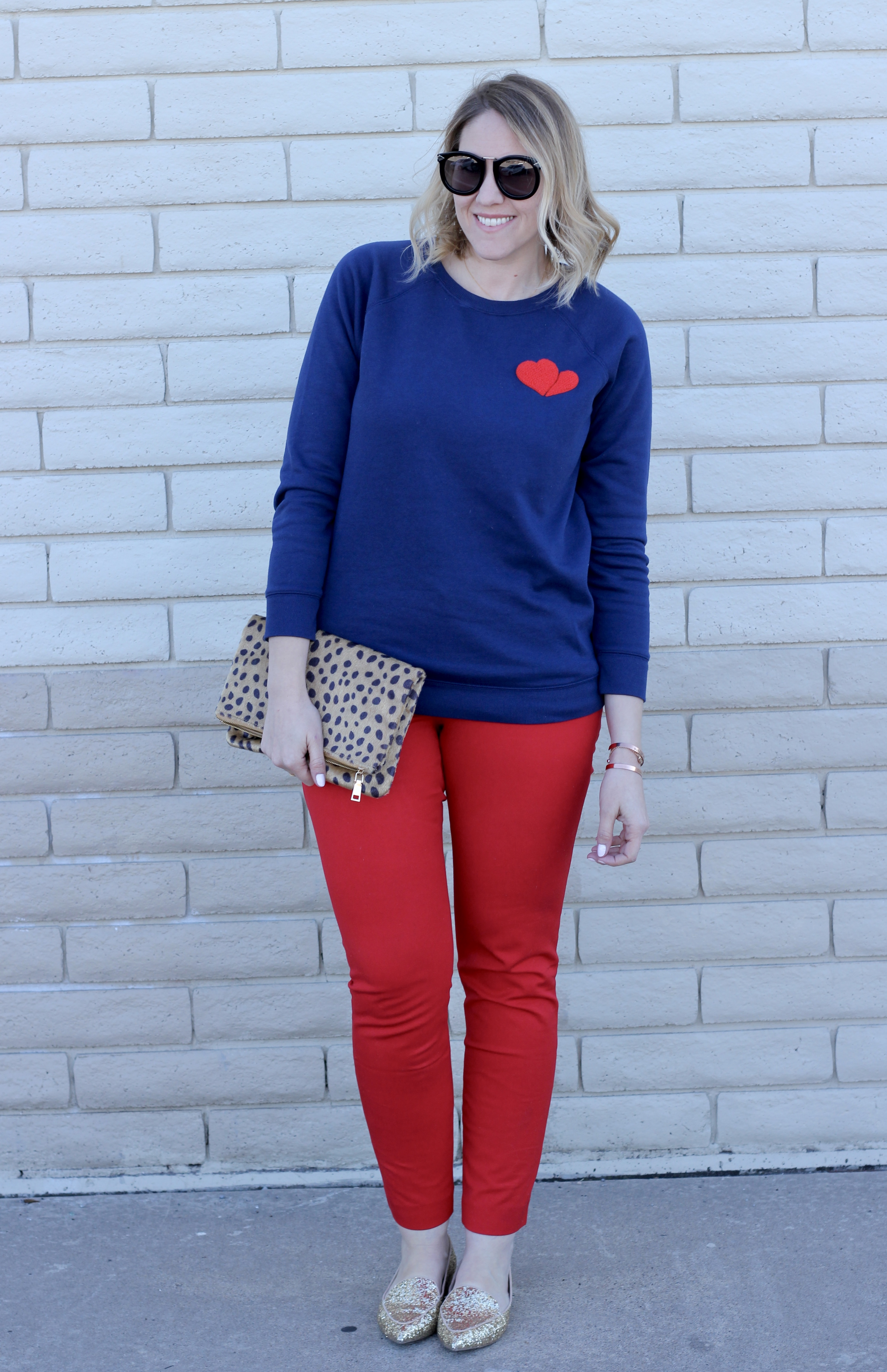 easy valentines day outfit #valentinesday #valentinesoutfit