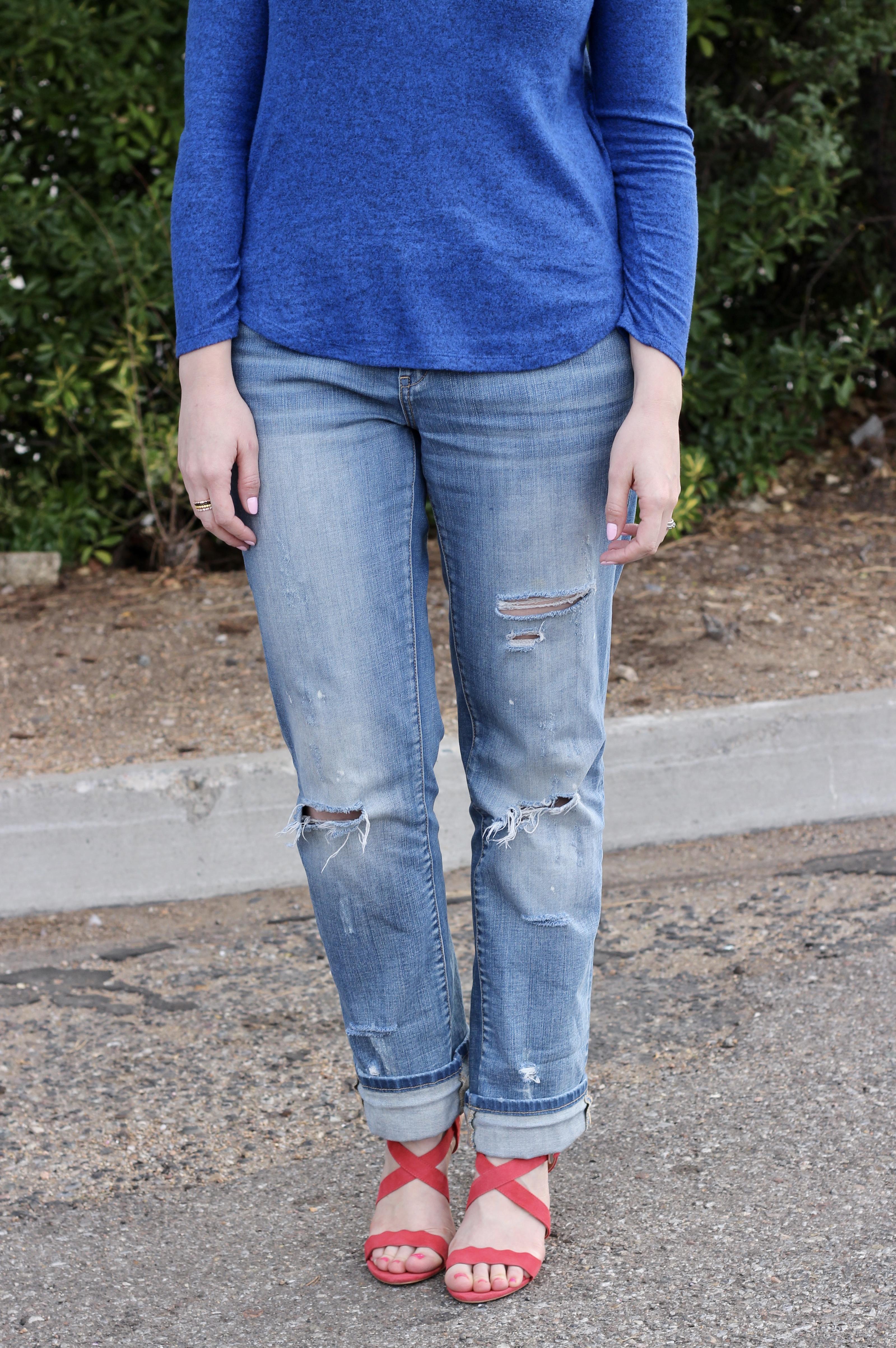 cute_distressed_boyfriend_jeans