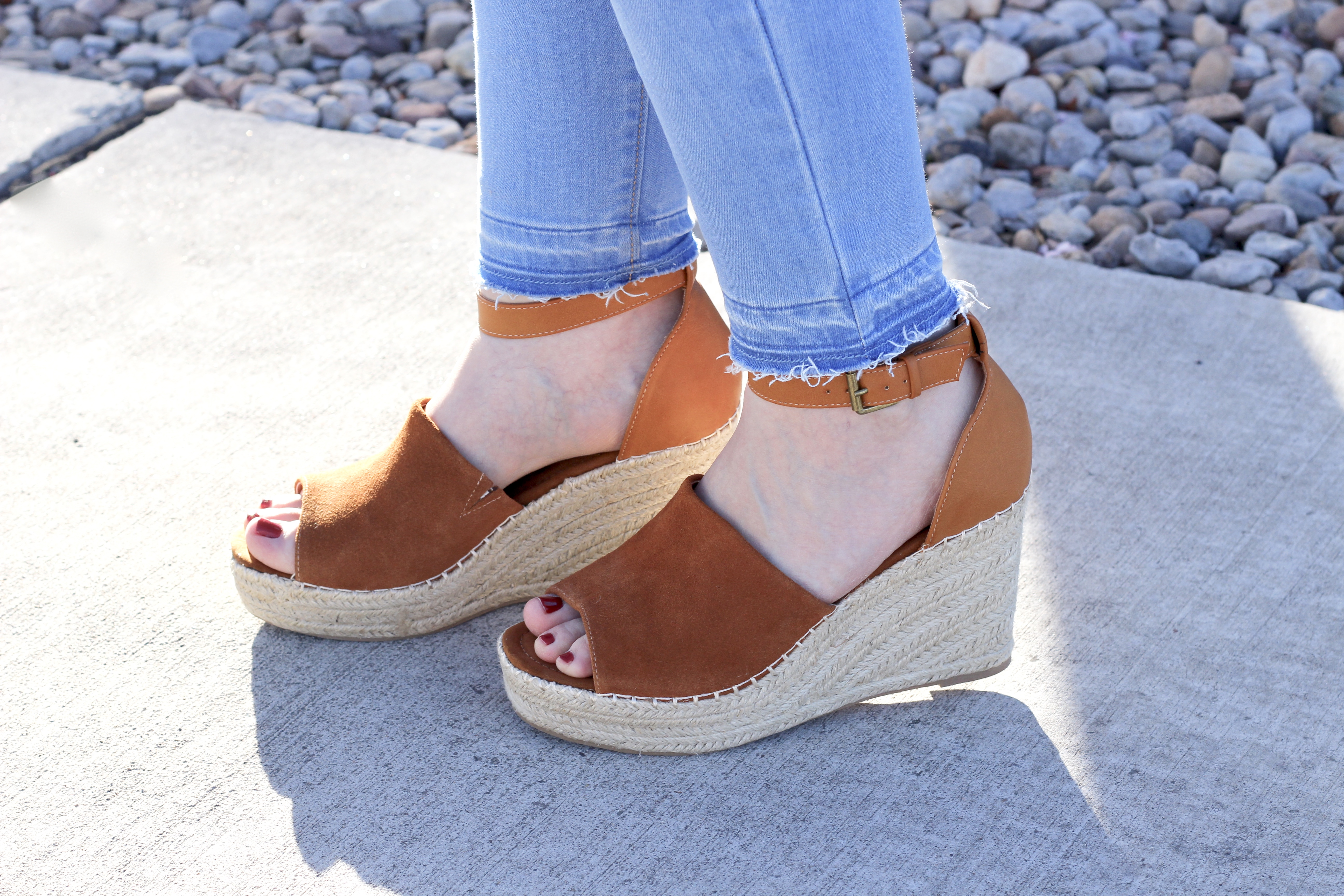 the perfect Marc Fisher dupes from Steve Madden