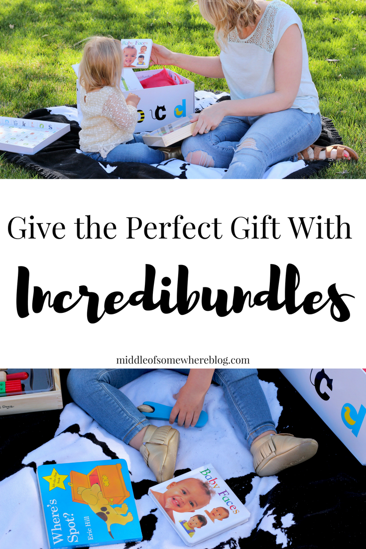 perfect gift with Incredibundles