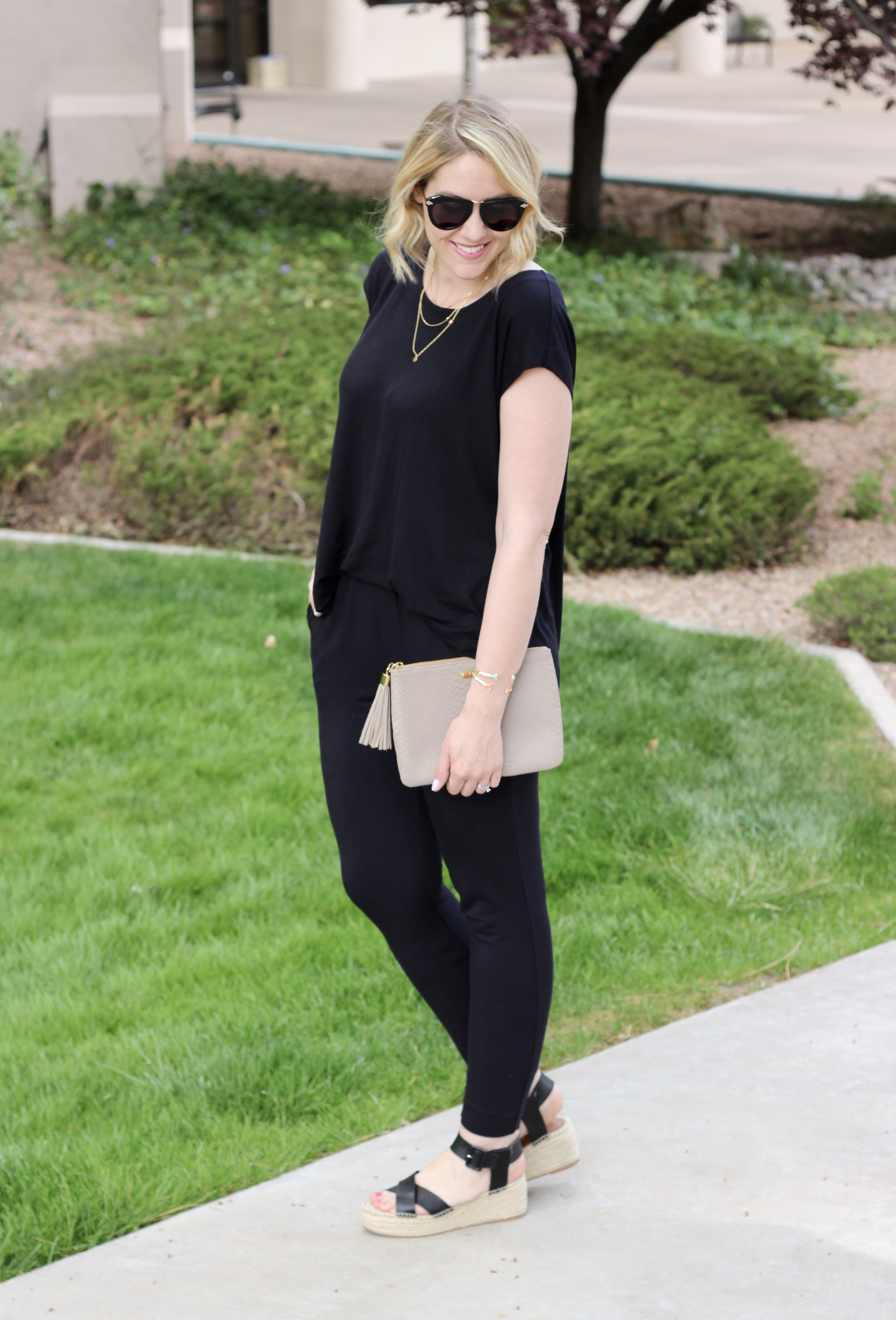 styling a jumpsuit