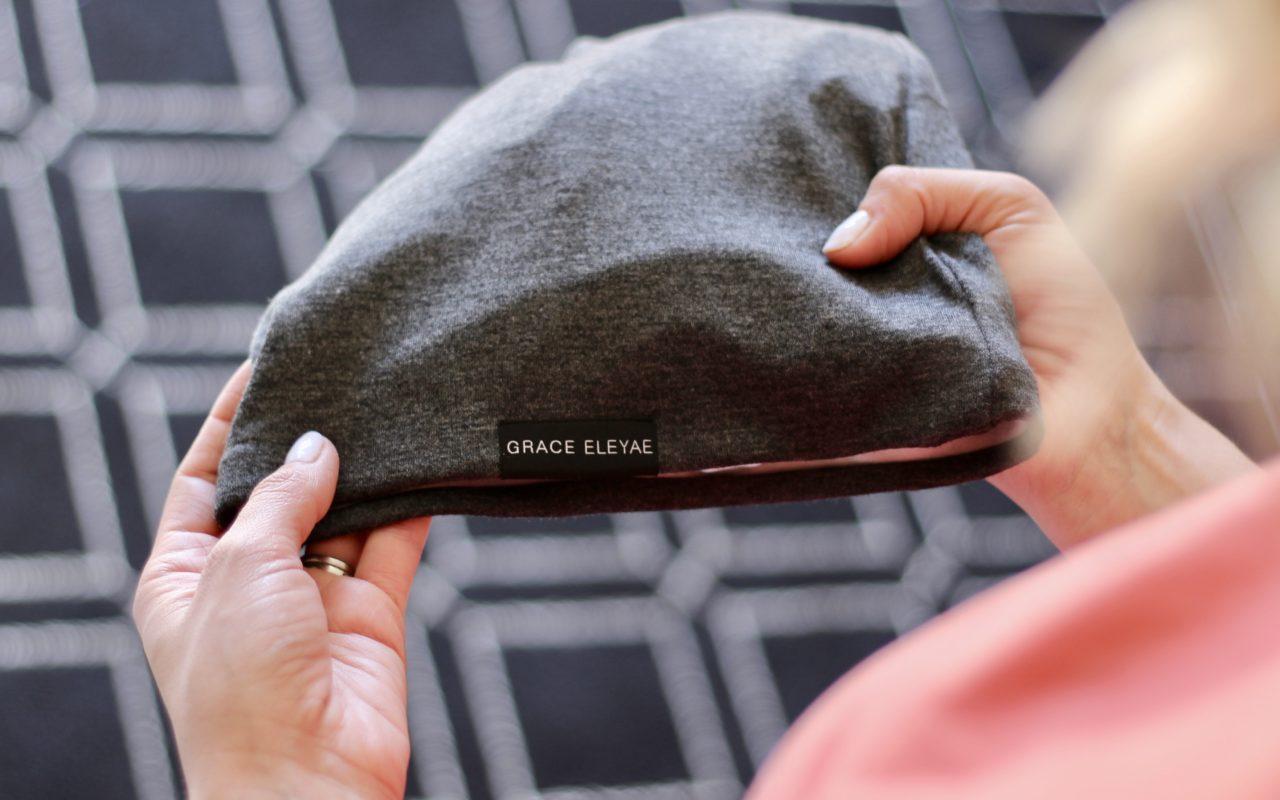 Grace Eleyae satin lined cap