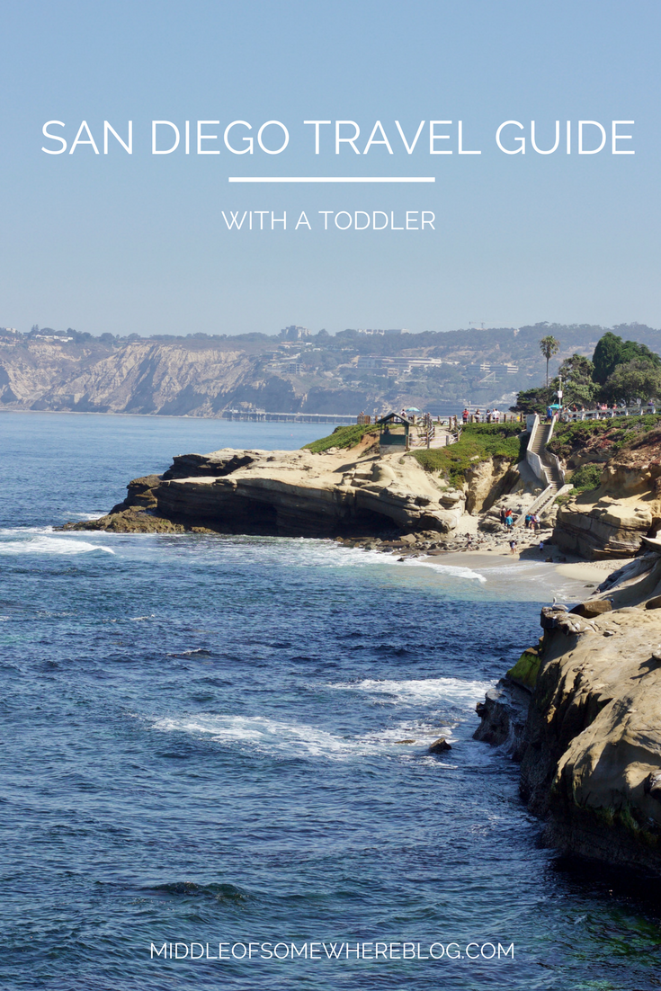 travel guide to san diego