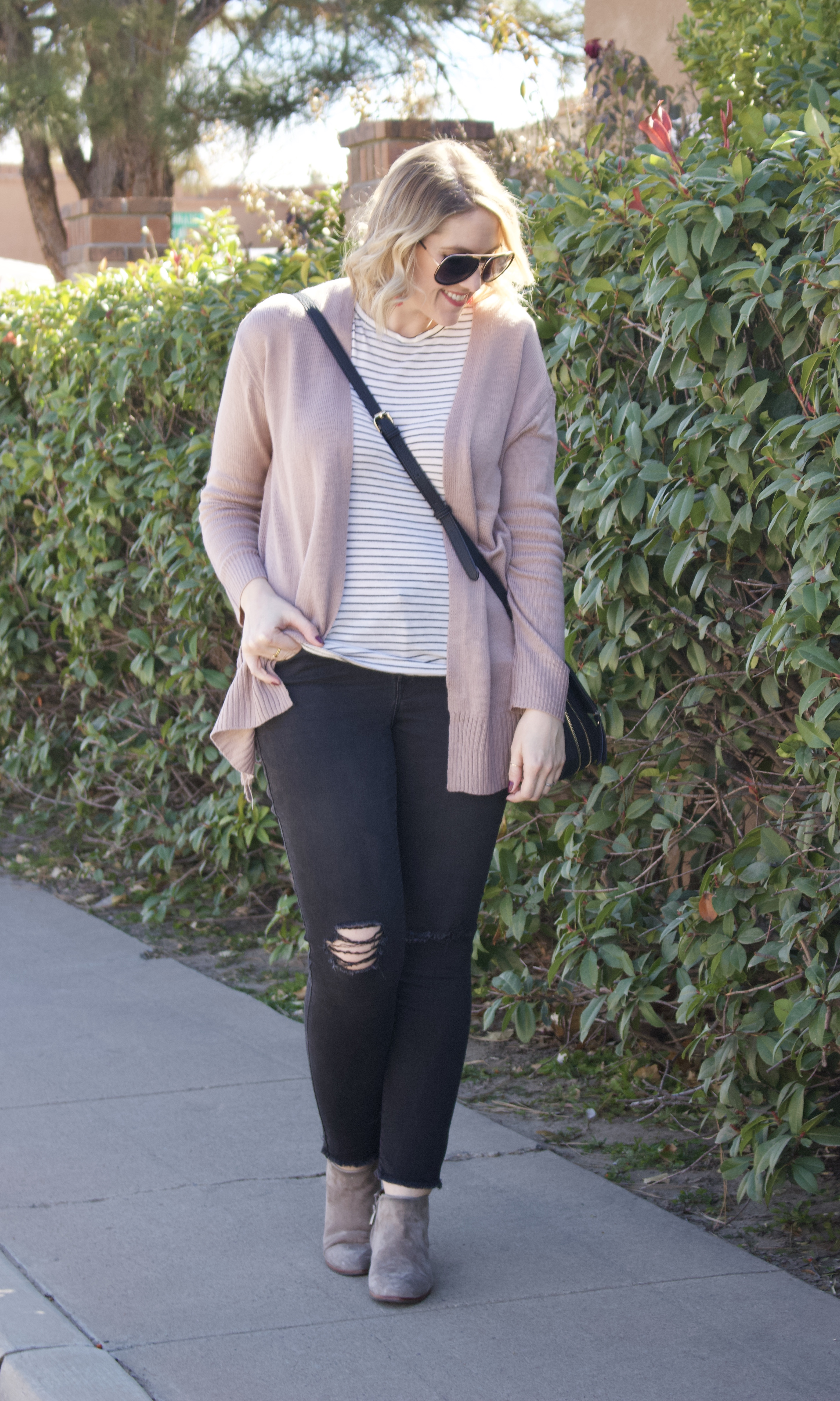 casual winter layers outfit #winterstyle #casualoutfitideas