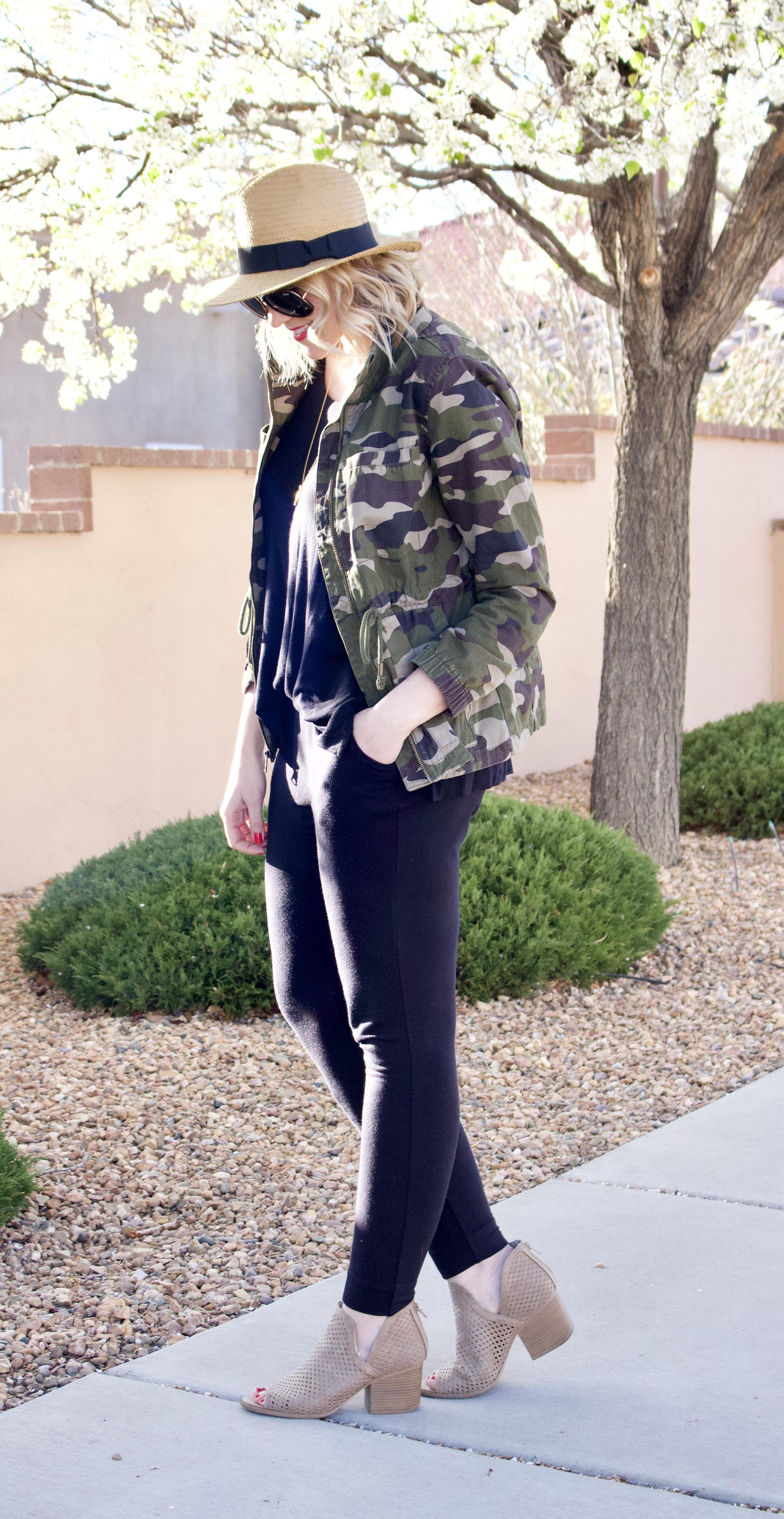 camo jacket old navy twill jacket #oldnavystyle #camojacket #camoprint