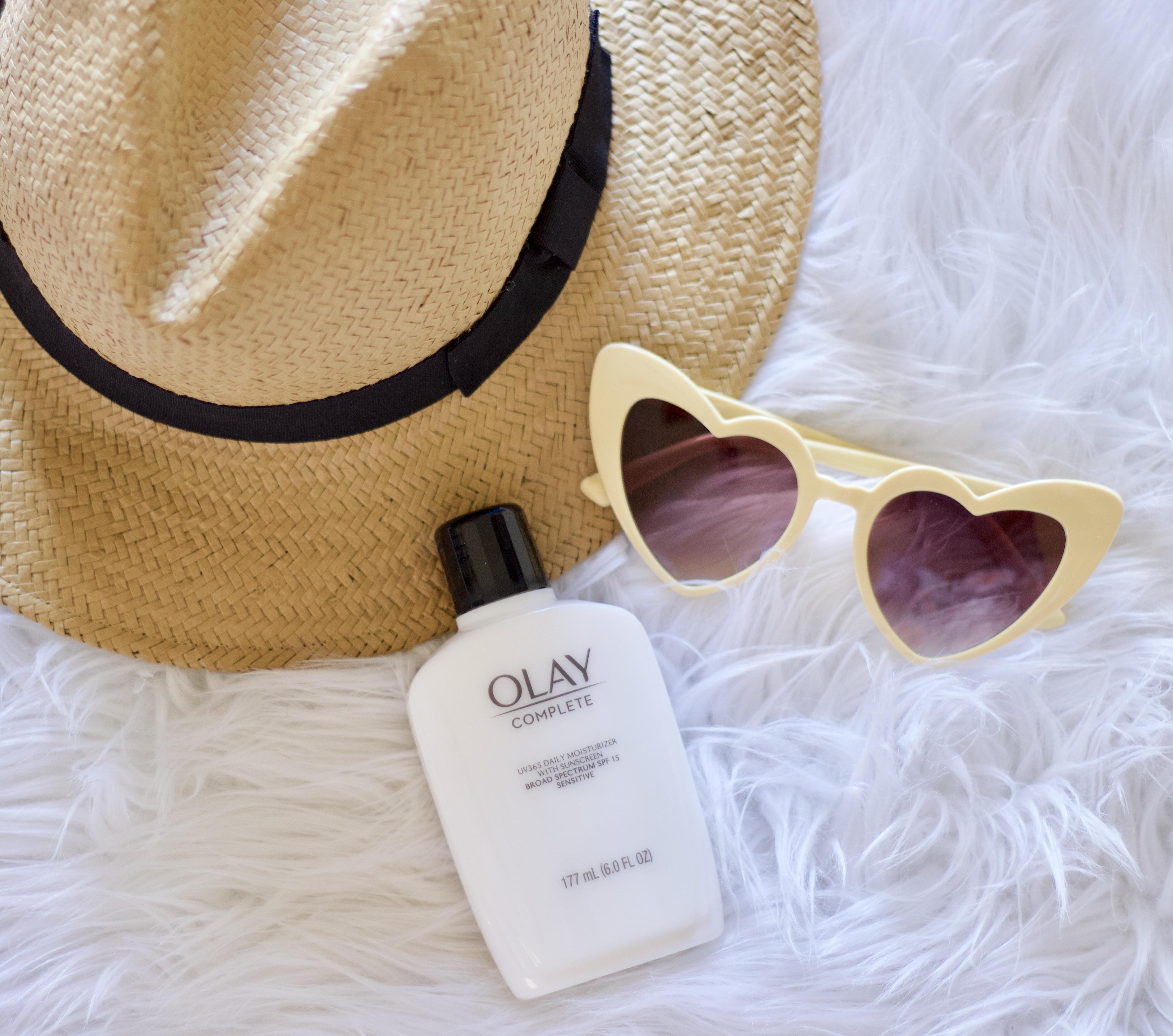 olay all day moisturizer spf #skincare #olay #sunprotection #bestmoisturizer