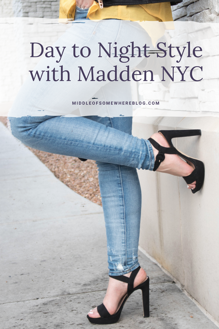 day to night style with madden nyc #maddennyc #kohls #ad