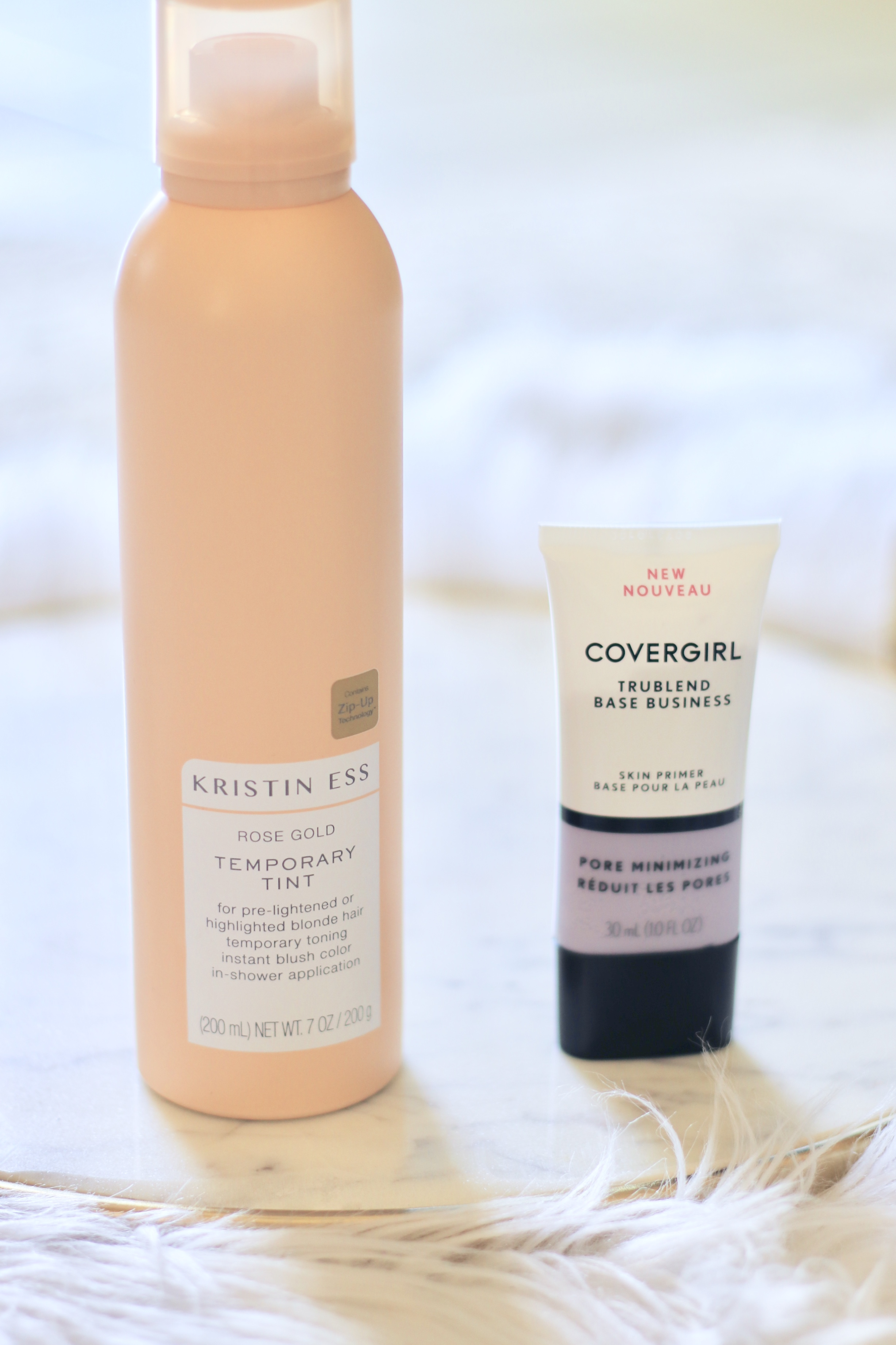 kristen ess rose gold tint review
