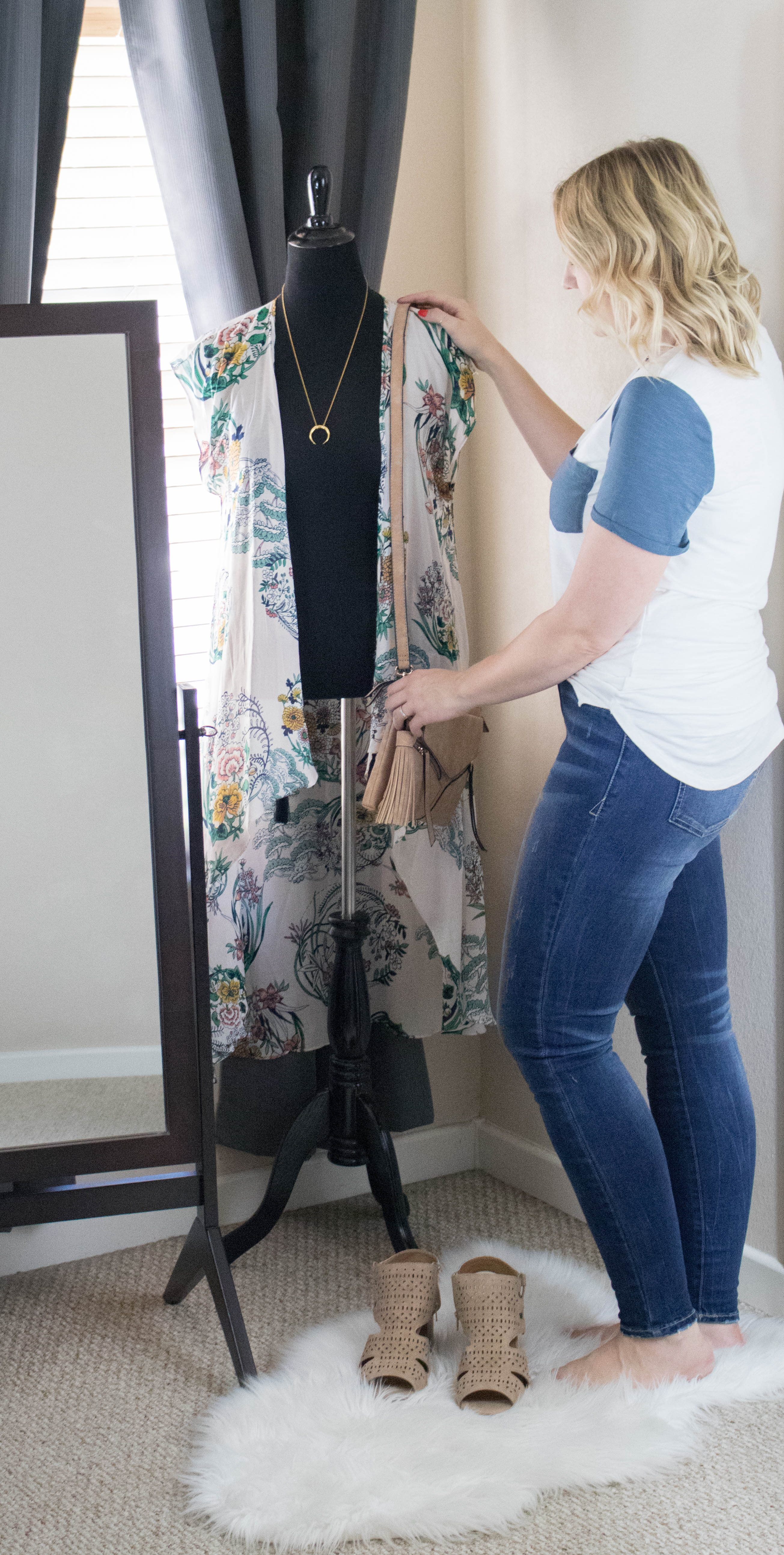 finding the perfect jeans with maurices #jeans #denim #curvyfashion #discovermaurices