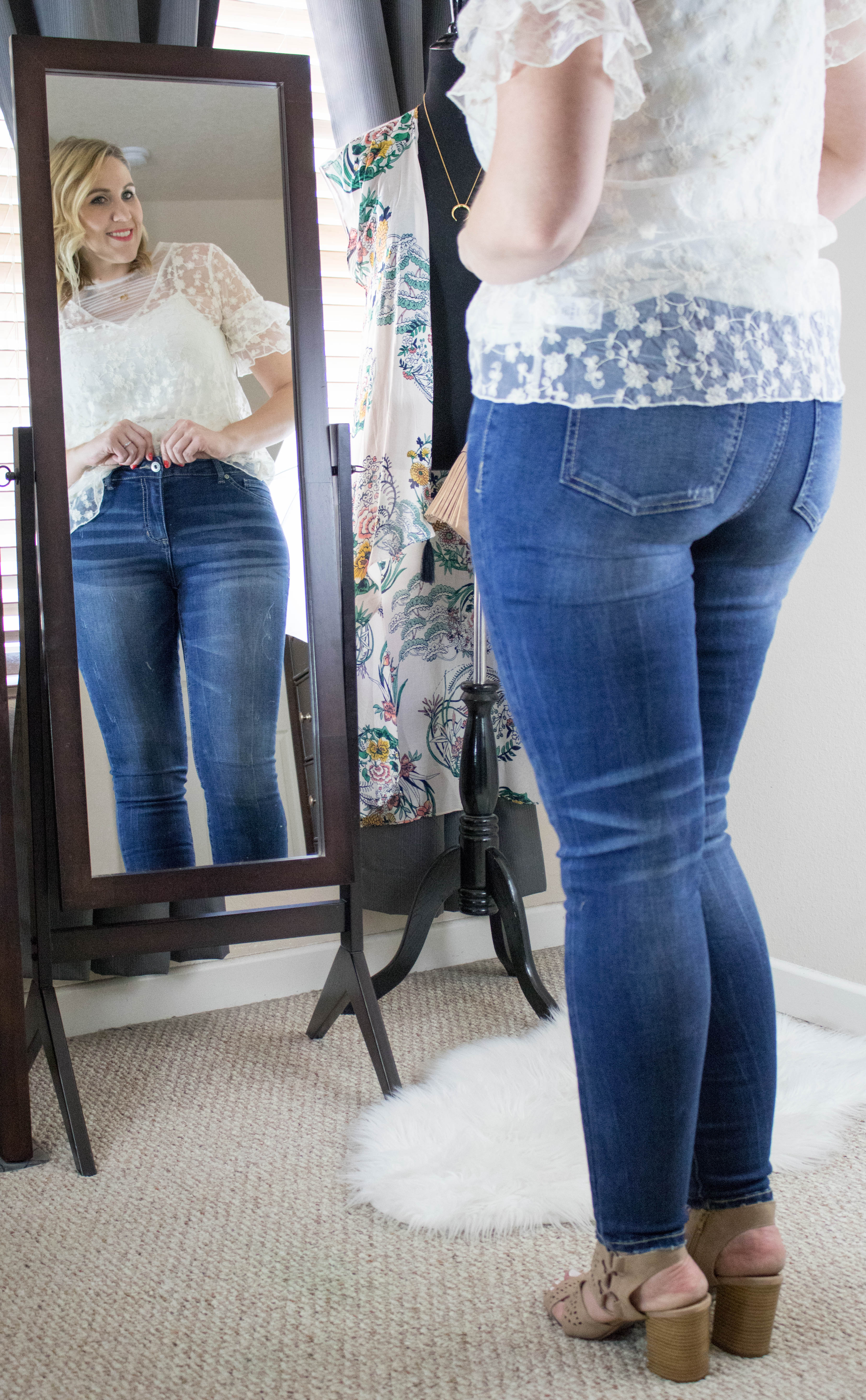 high rise leggings maurices #maurices #jeggings #denim