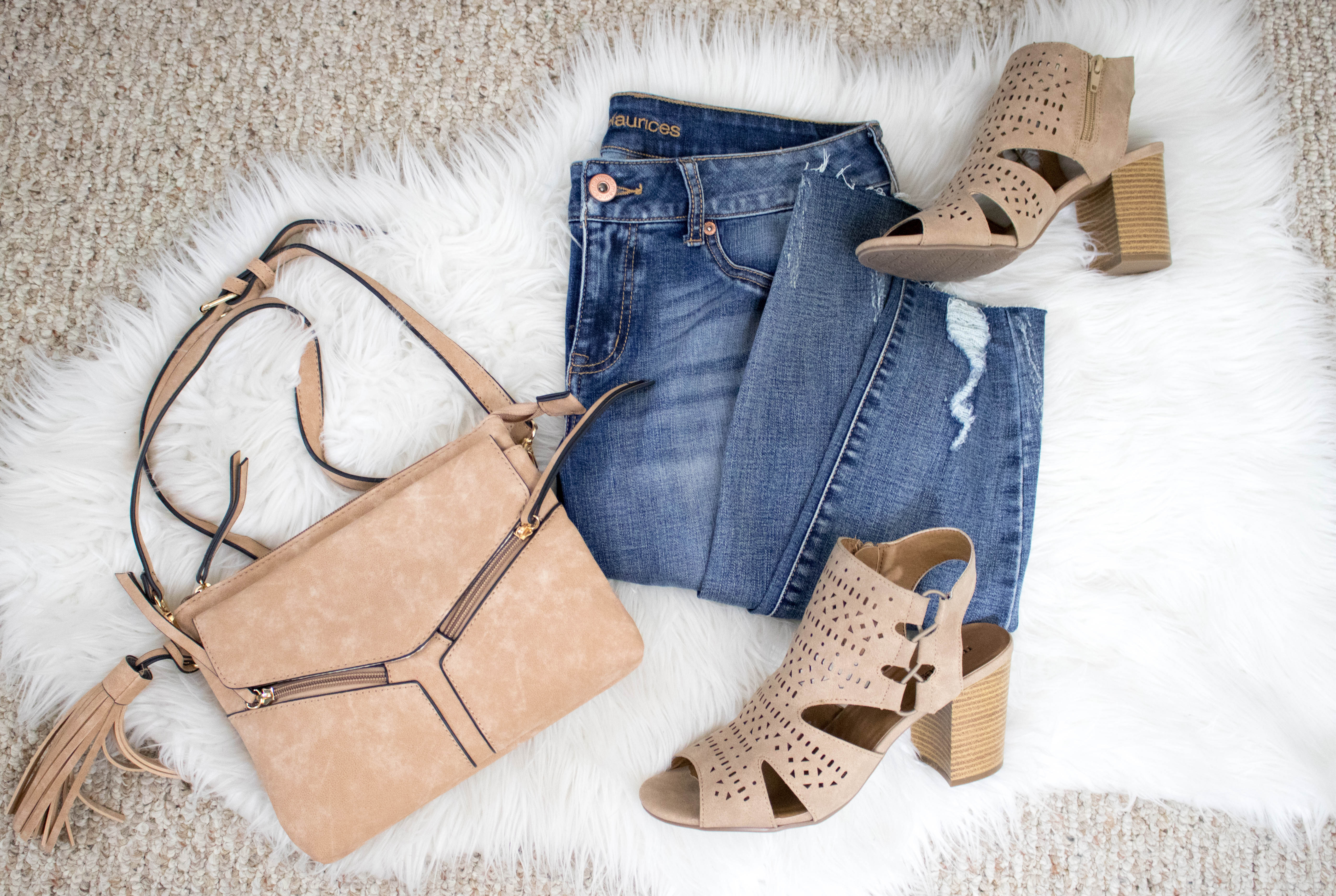 how to find the perfect jeans #maurices #discovermaurices #denimoutfit