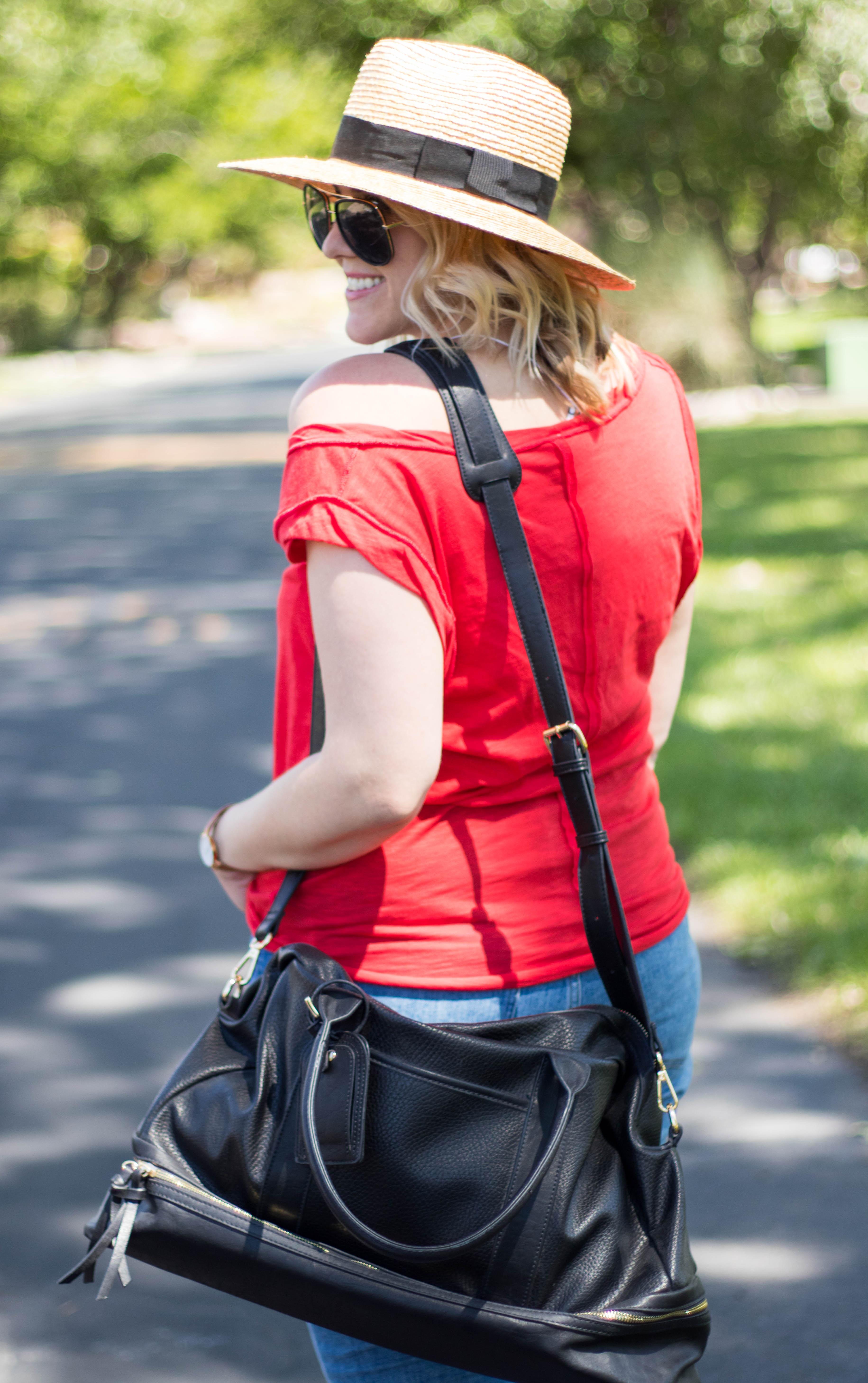 sole society mason weekender bag #solesociety #mysolesociety #travelbag