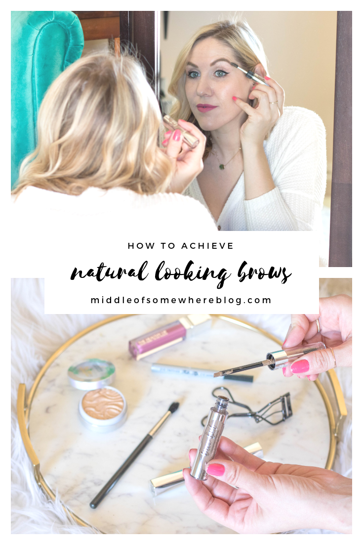 how to achieve natural looking brows #physiciansformula #walmartbeauty #makeup