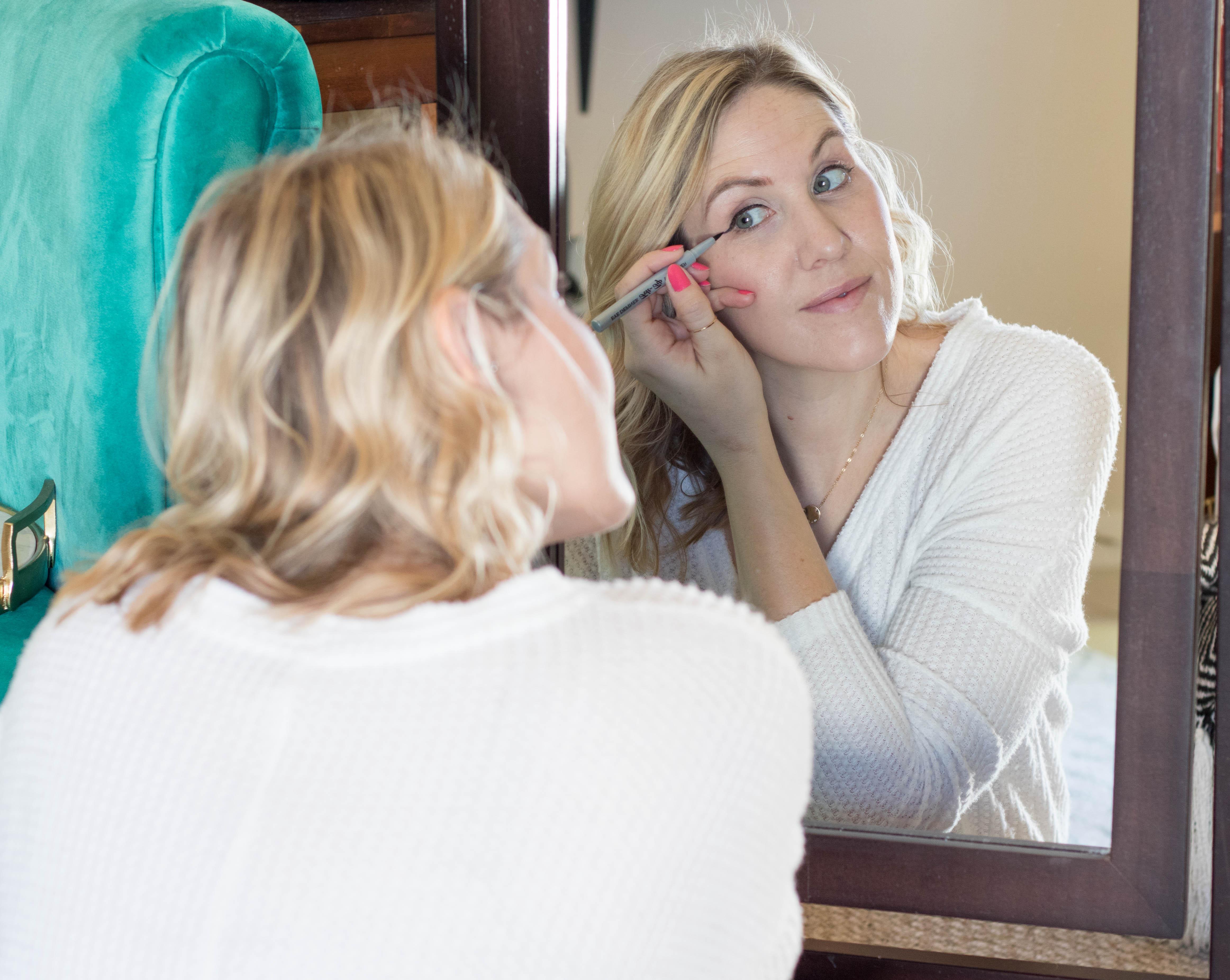 physicians formula felt eyeliner #physiciansformula #cateye #eyeliner