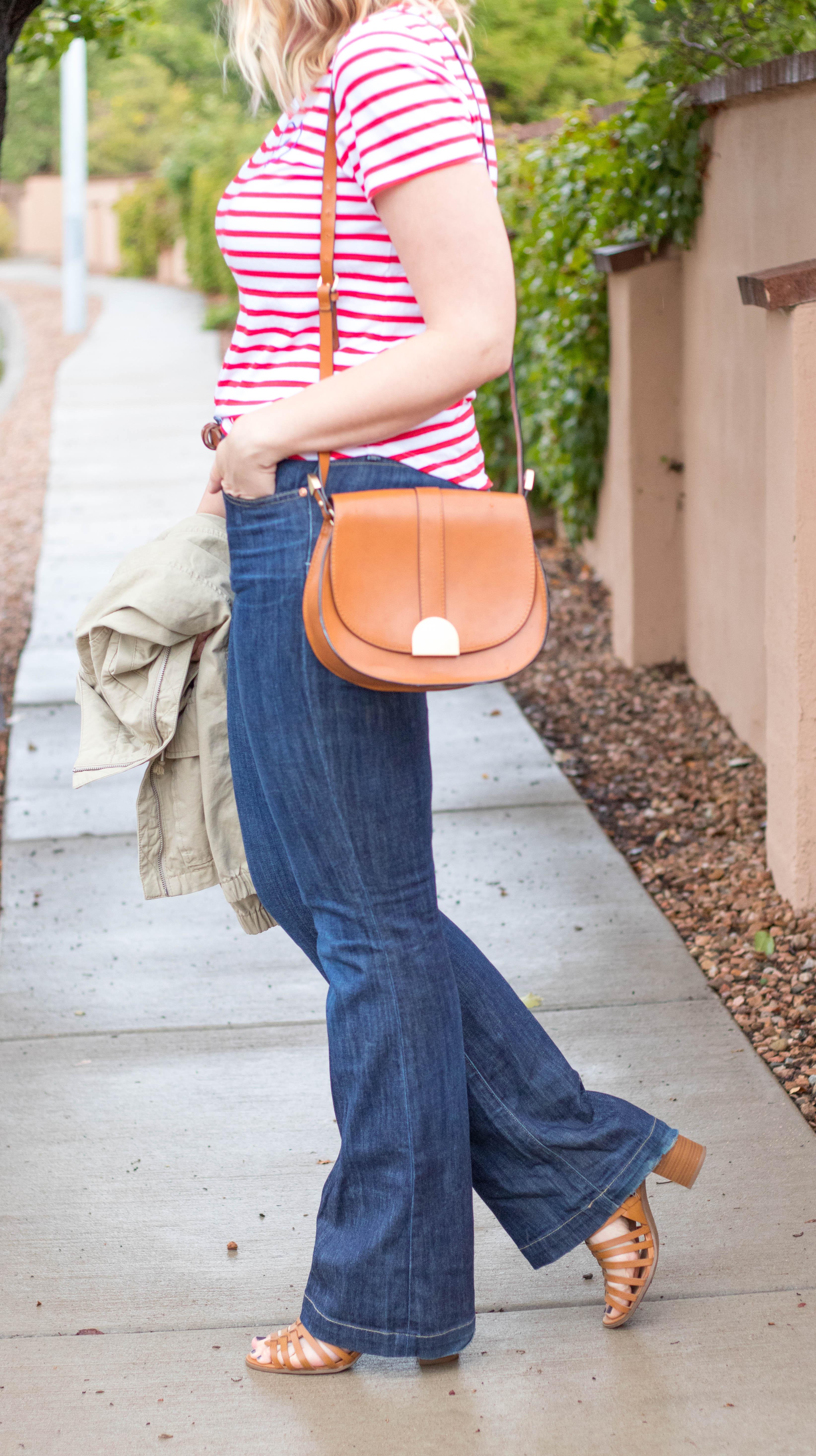 flare jeans gap #jeans #denim #curvyfashion #tallfashion