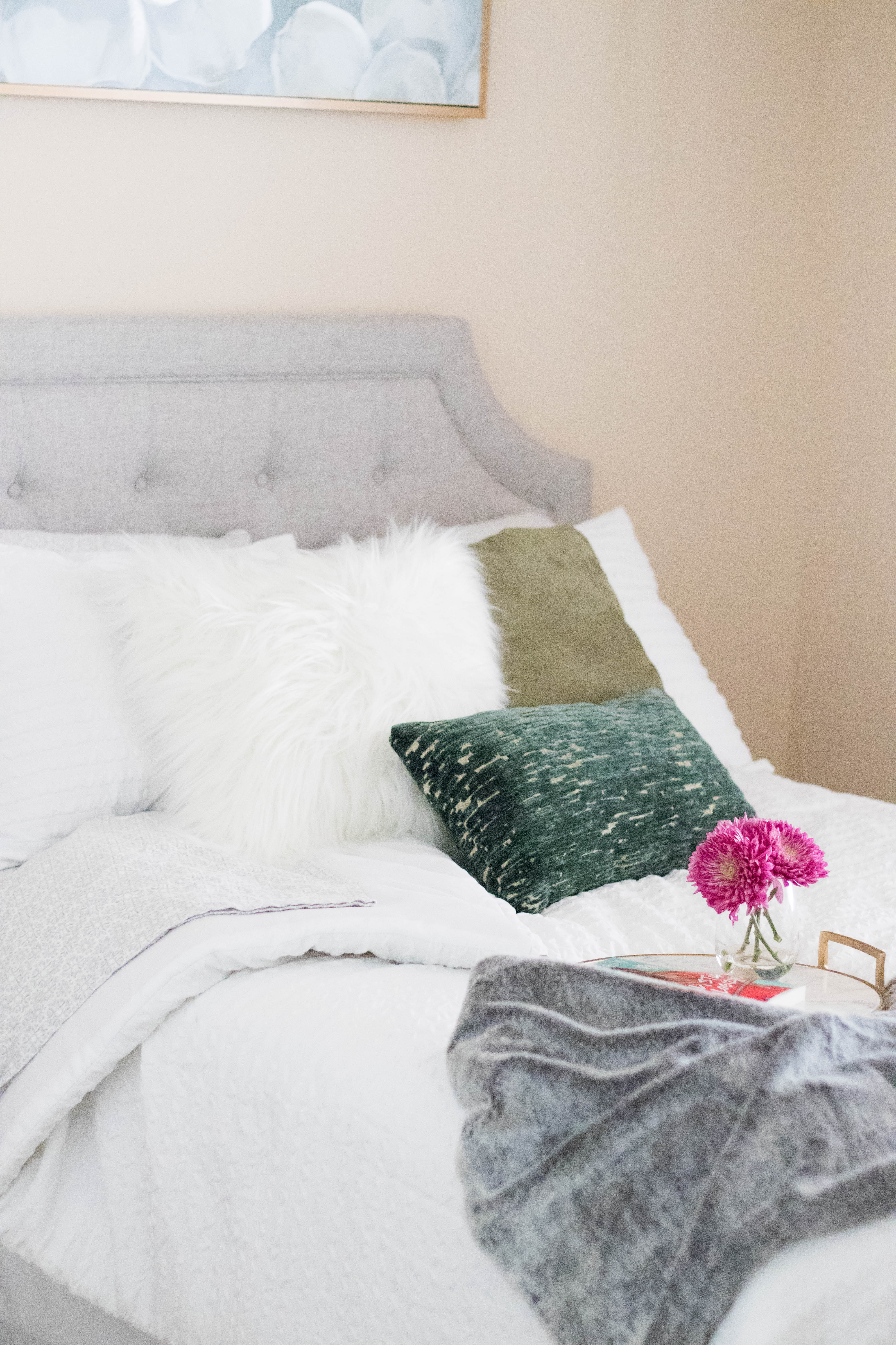 Kohl's guest room refresh