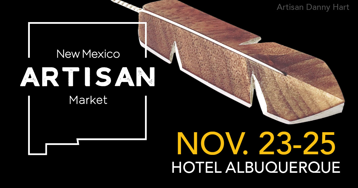 New Mexican artisan market