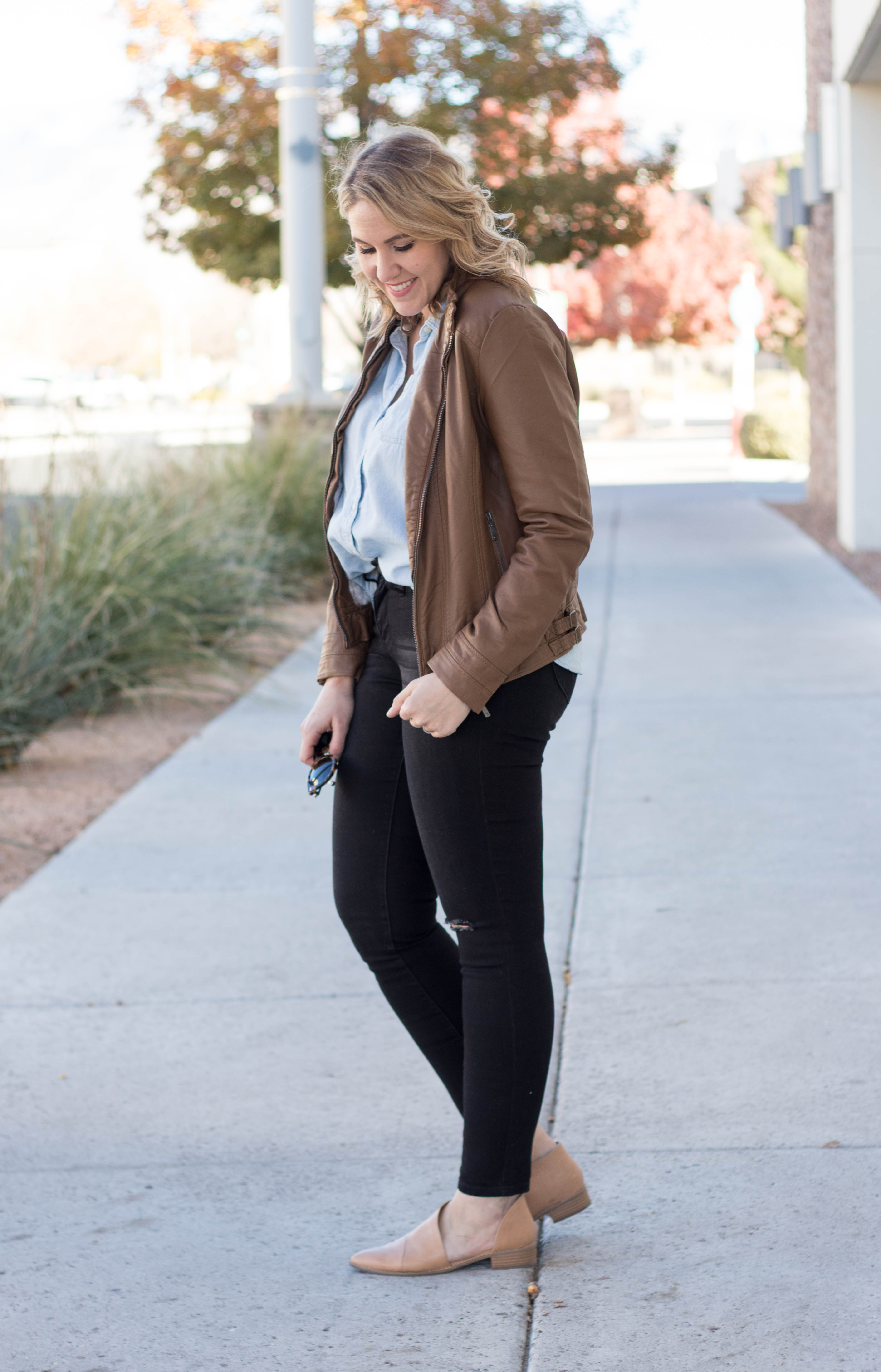 free people bootie dupes target style #targetstyle #denim #denimoutfit