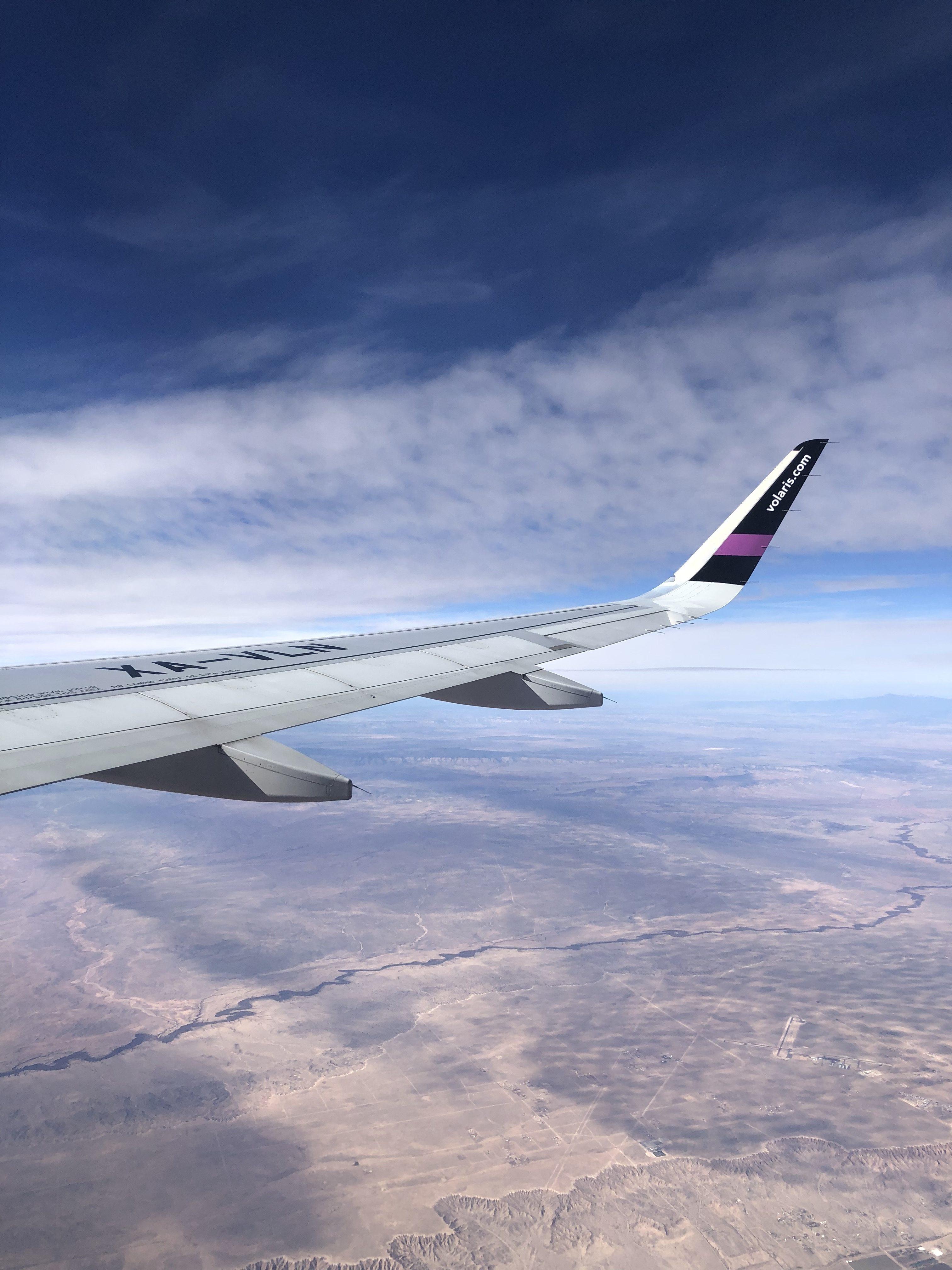 volaris inaugural flight Albuquerque to Guadalajara #travel #volaris #mexico