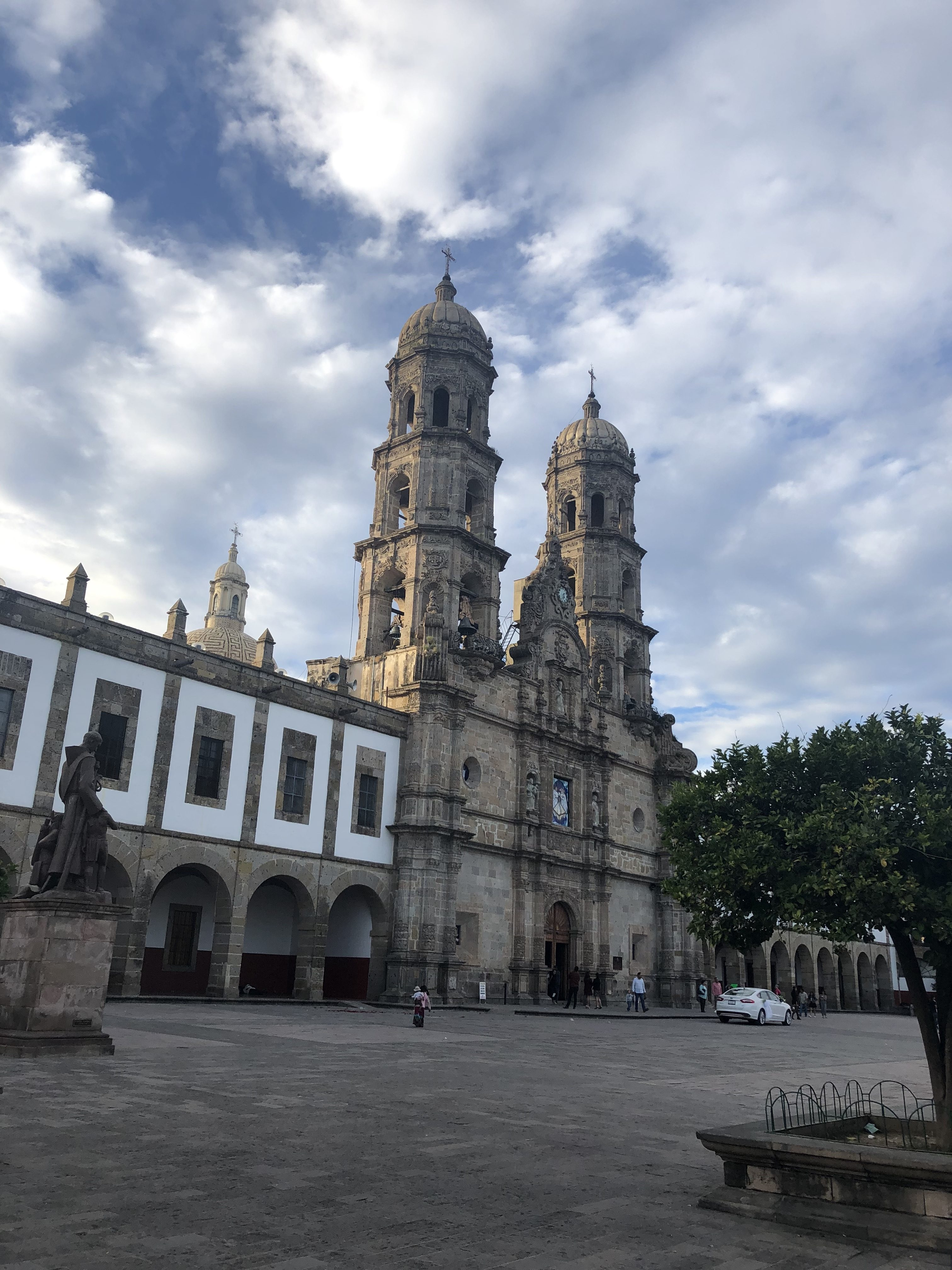 historic downtown Guadalajara #GDL #visitmexico