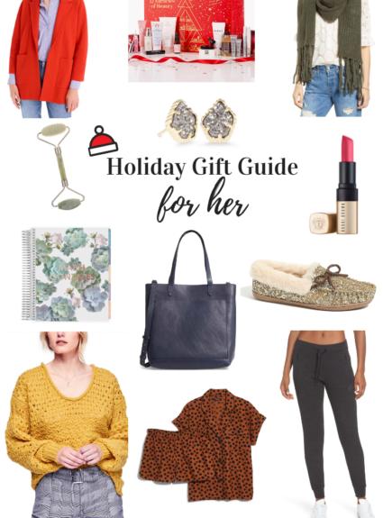 Gift Guide for Her (aka My Wishlist)