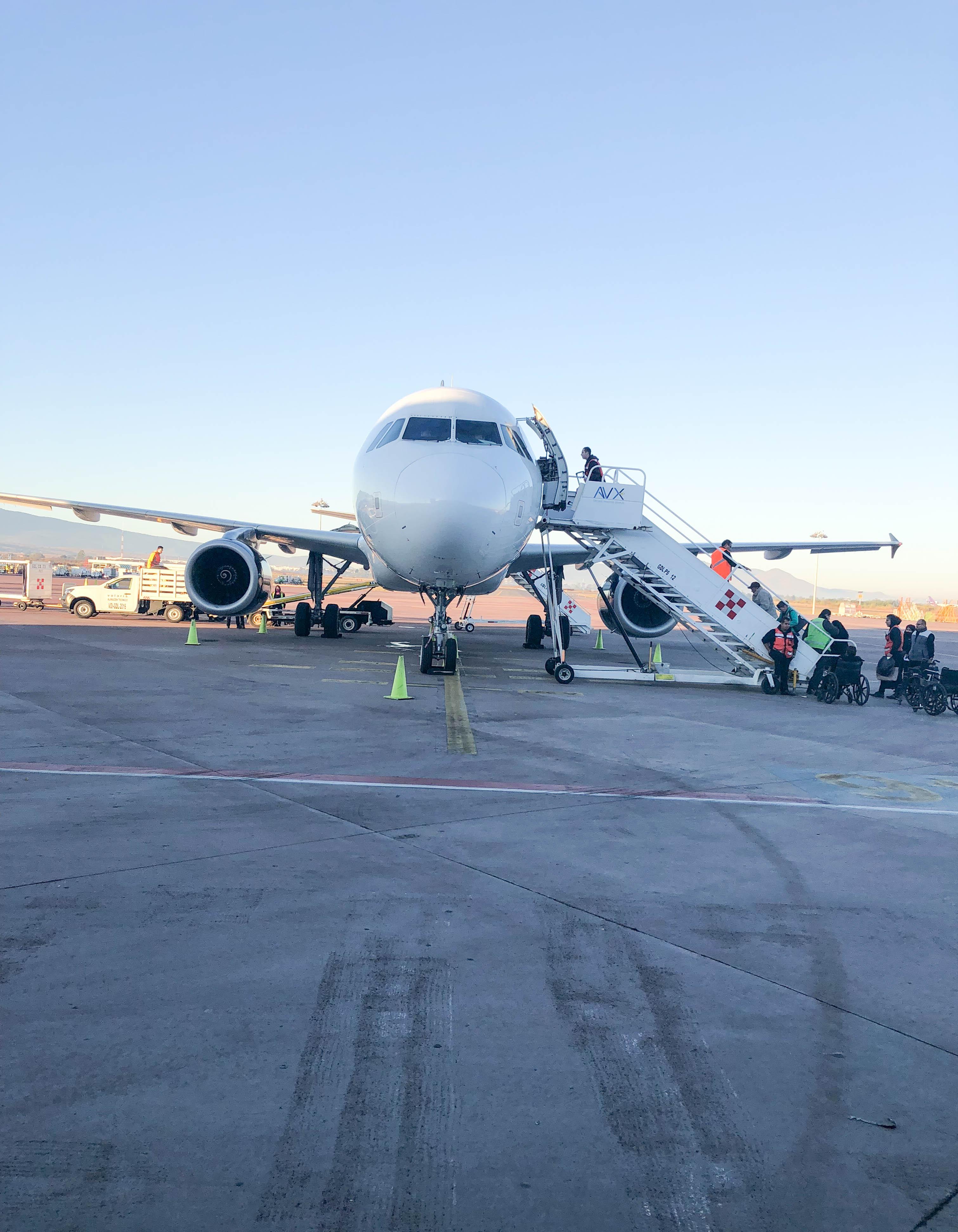 volaris flight Guadalajara #volaris #travelblogger #travel