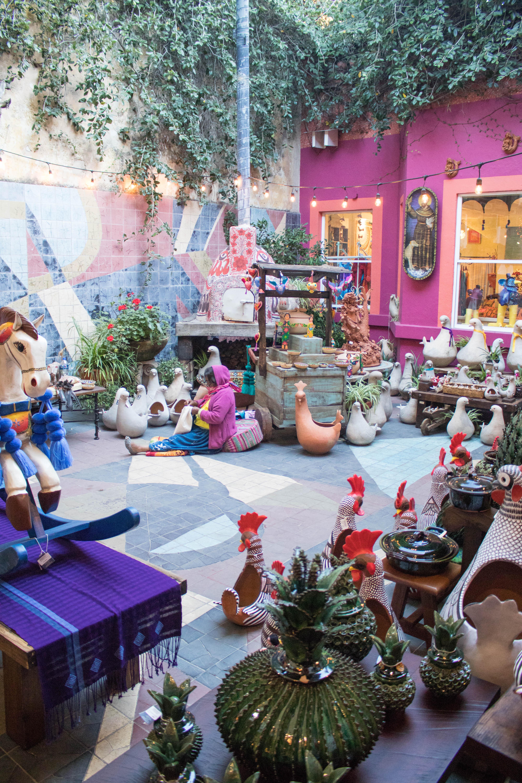 artisan market tlaquepaque #tlaquepaque #mexico #artisans