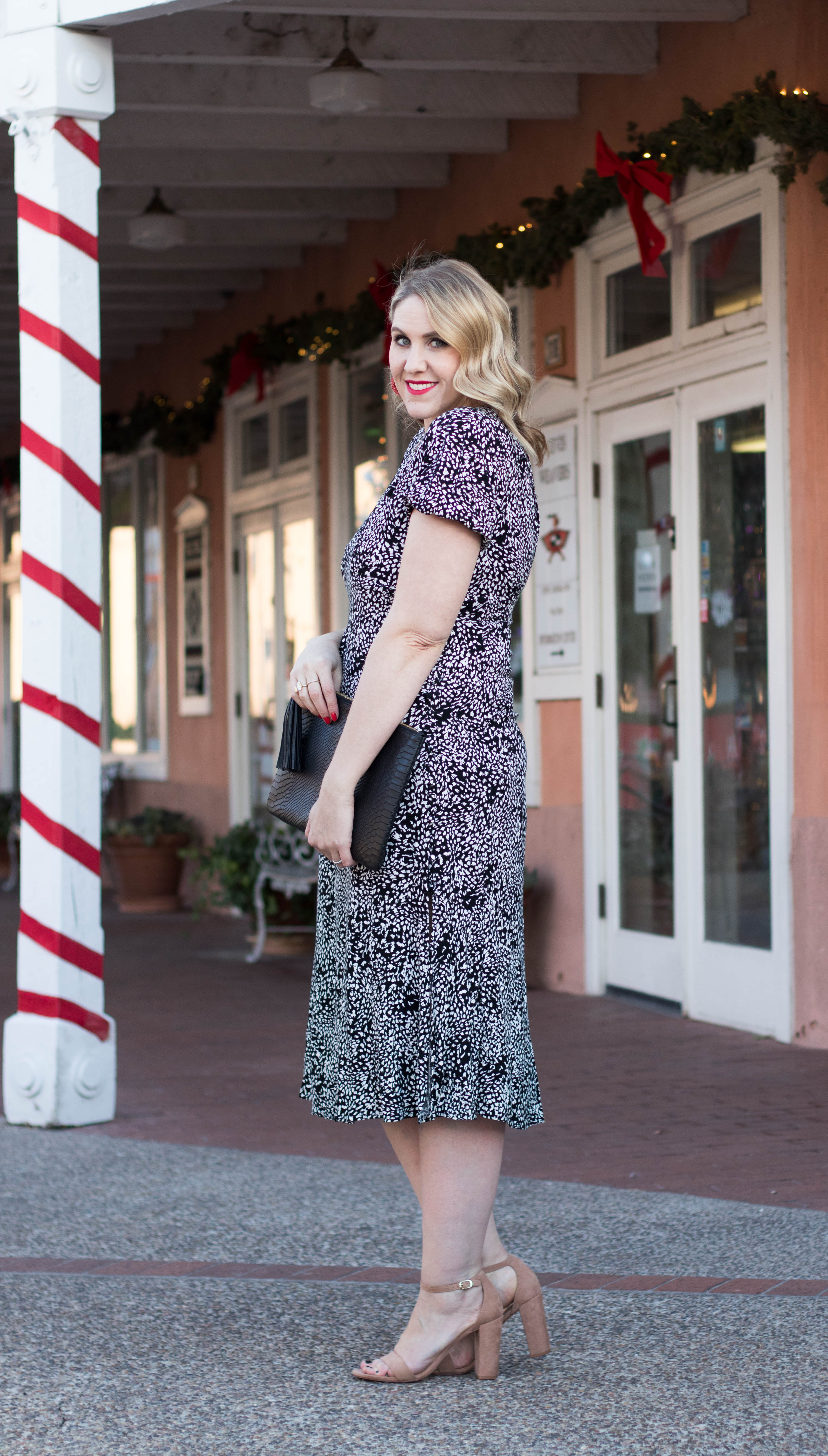 free people dress holiday style #freepeople #giginewyork #targetstyle