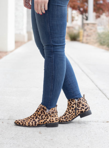 Leopard Ankle Boots: The Weekly Style Edit