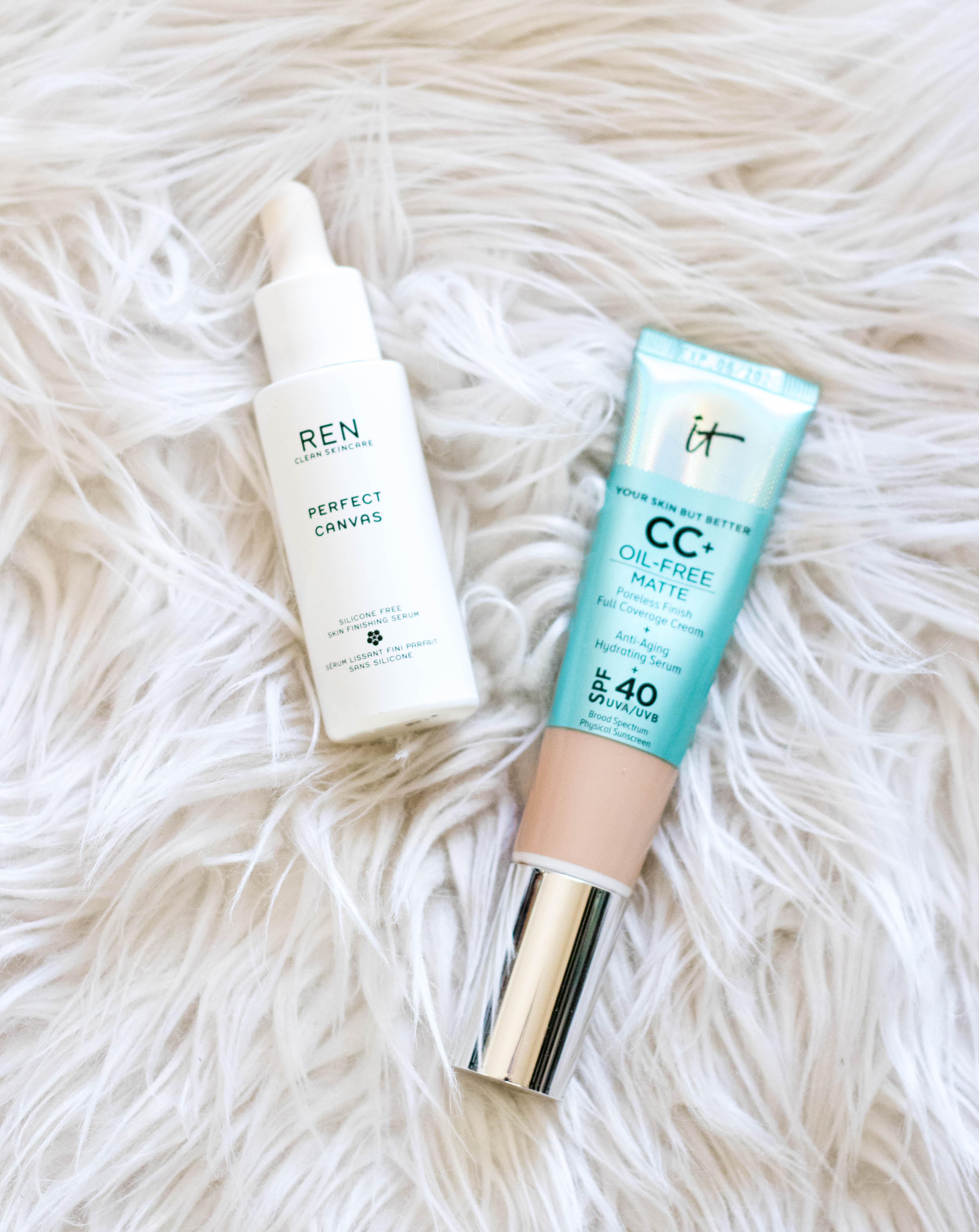 it cosmetics matte cc cream #itcosmetics #cccream #mattemakeup