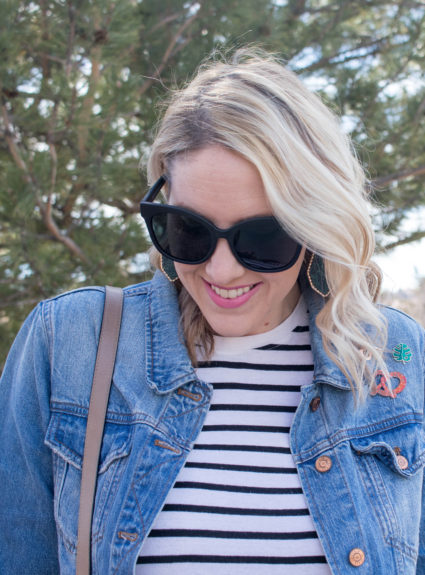 Classic Denim Jacket: The Weekly Style Edit