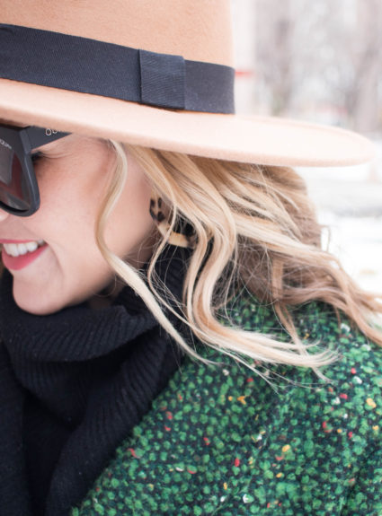 Wide Brim Hat for Winter: The Weekly Style Edit