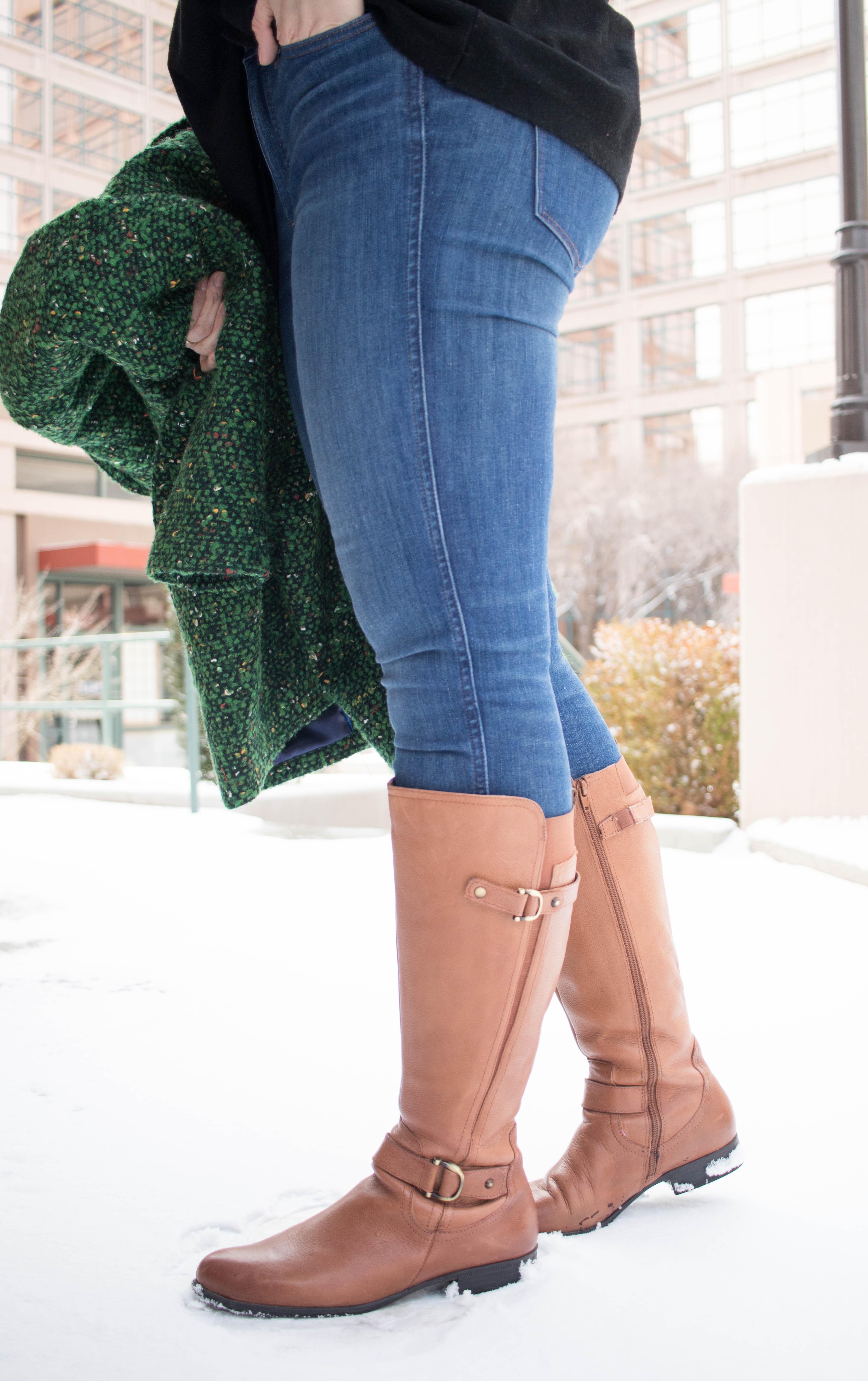 naturalizer jillian boots Macy's #macys #boots #ridingboots