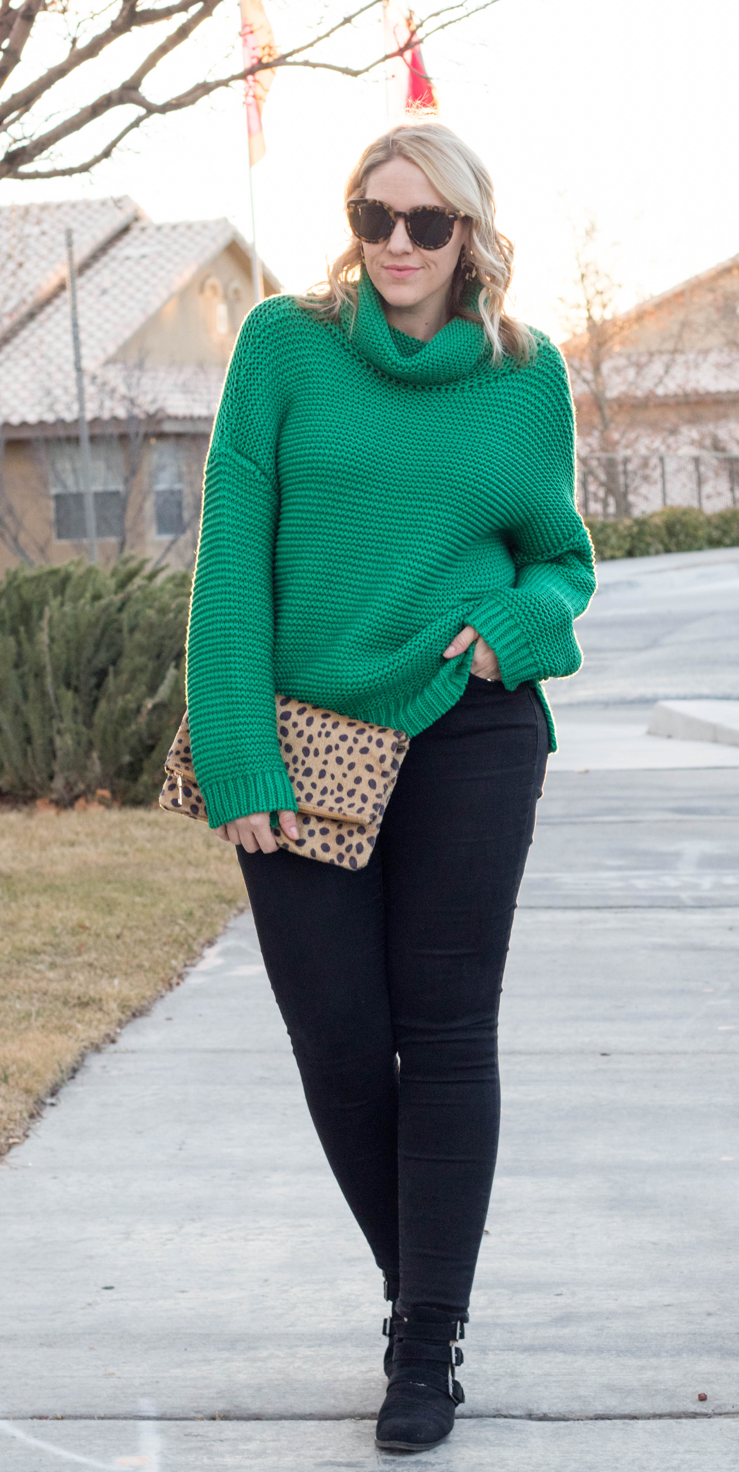 VICI henry oversized knit sweater #vicidolls #winterfashion #theweeklystyleedit