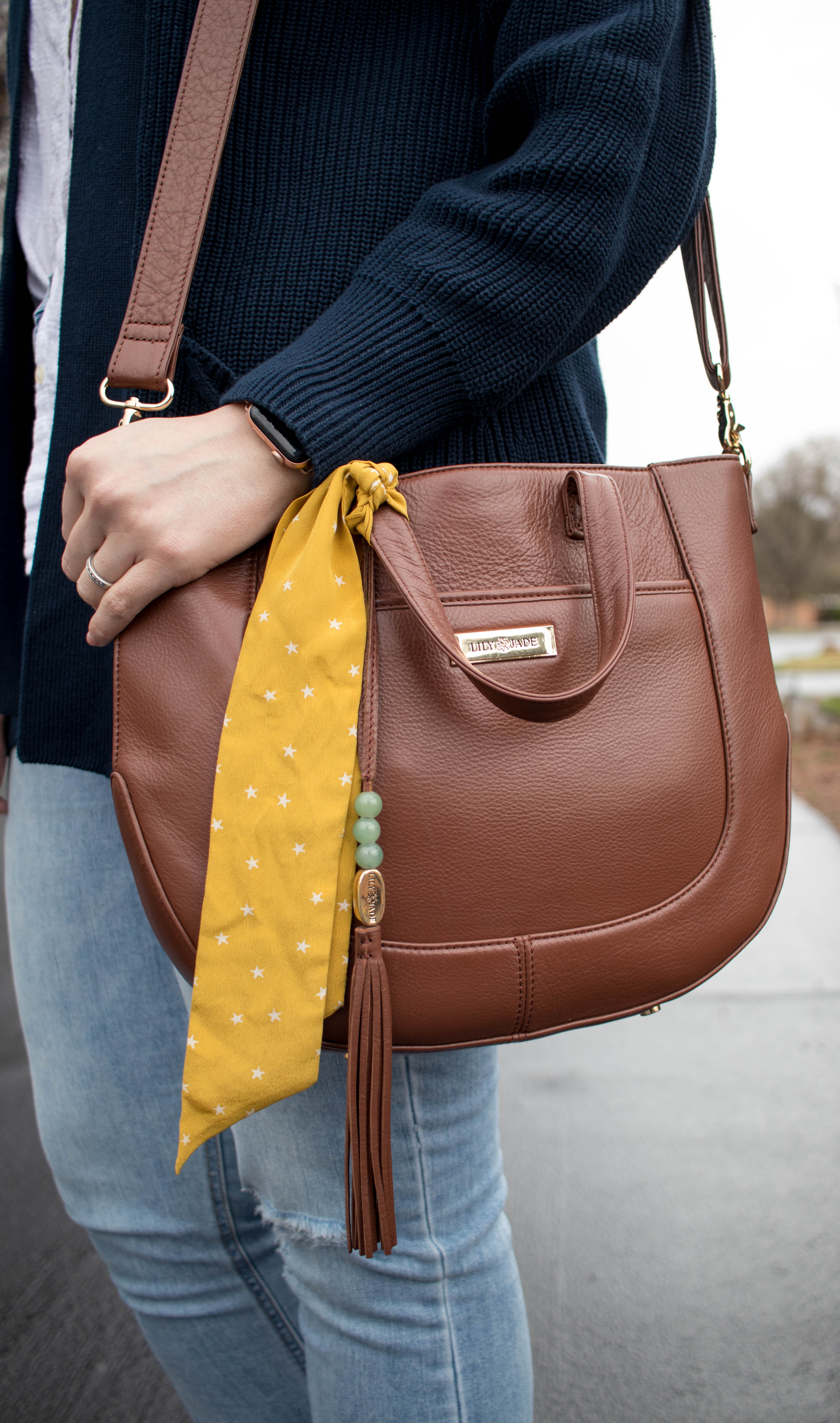 lily jade brandy crossbody #lilyjade #madewell #outfitdetails