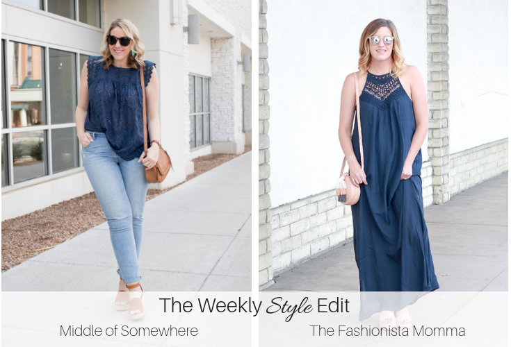 the weekly style edit fashion link up