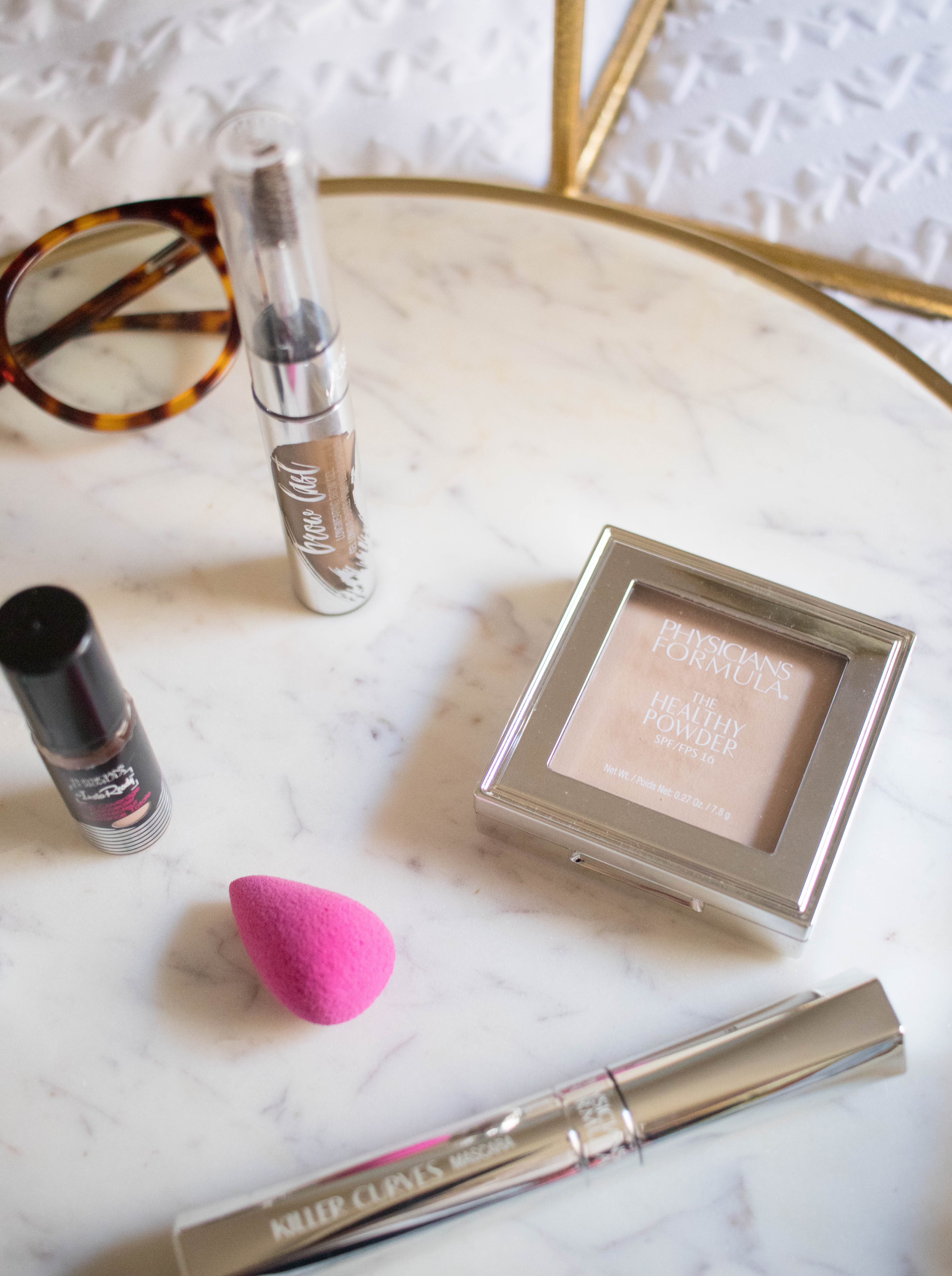physicians formula 5 minute makeup routine #physiciansformula #thehealthypowder #easymakeuproutine