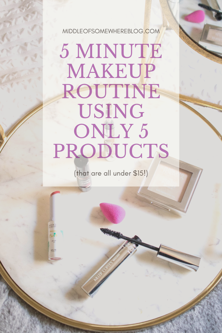 5 minute makeup routine #ad #thehealthypowder #physiciansformula