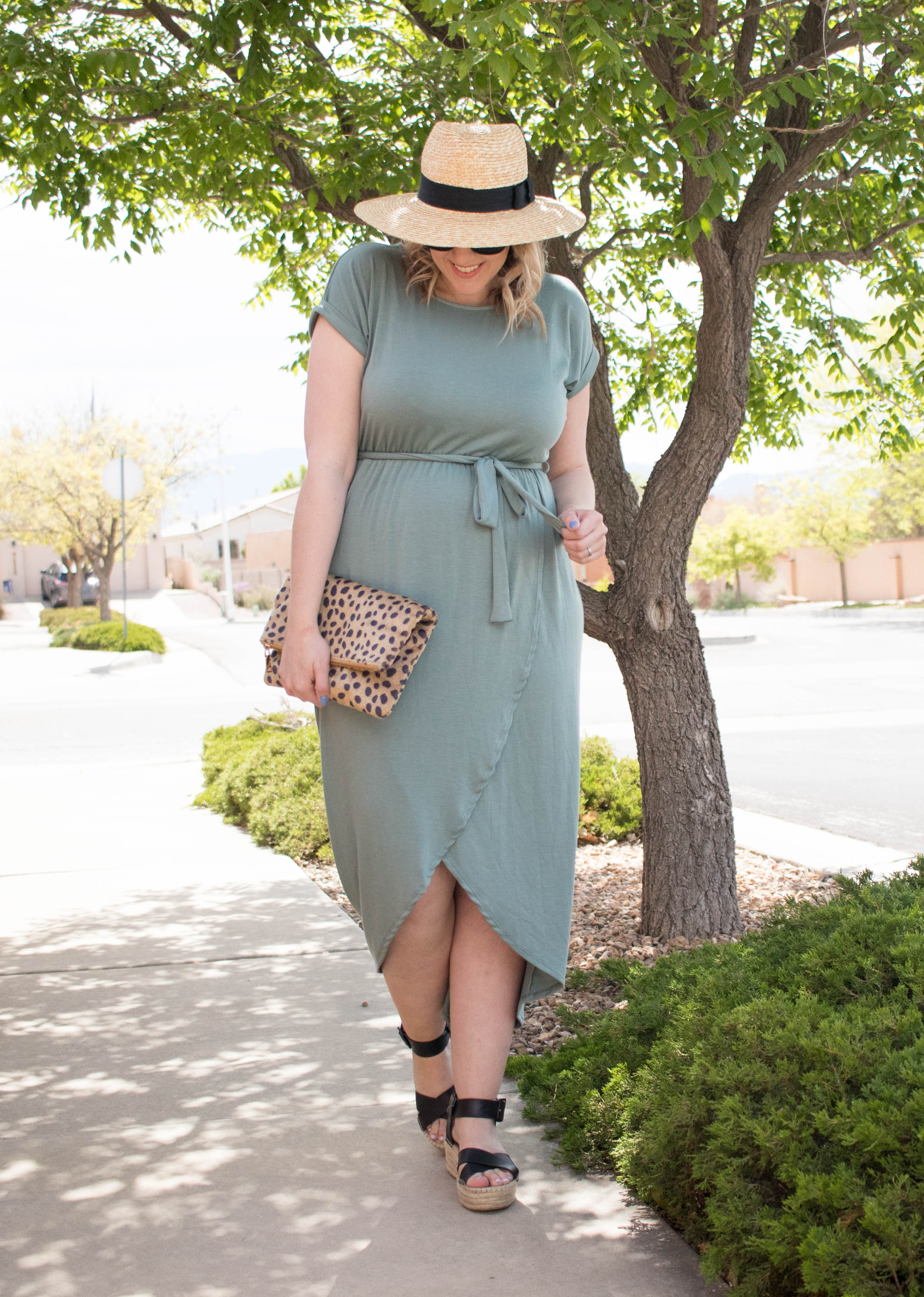 maternity outfit bump style #bumpstyle #pregnancy #momstyle