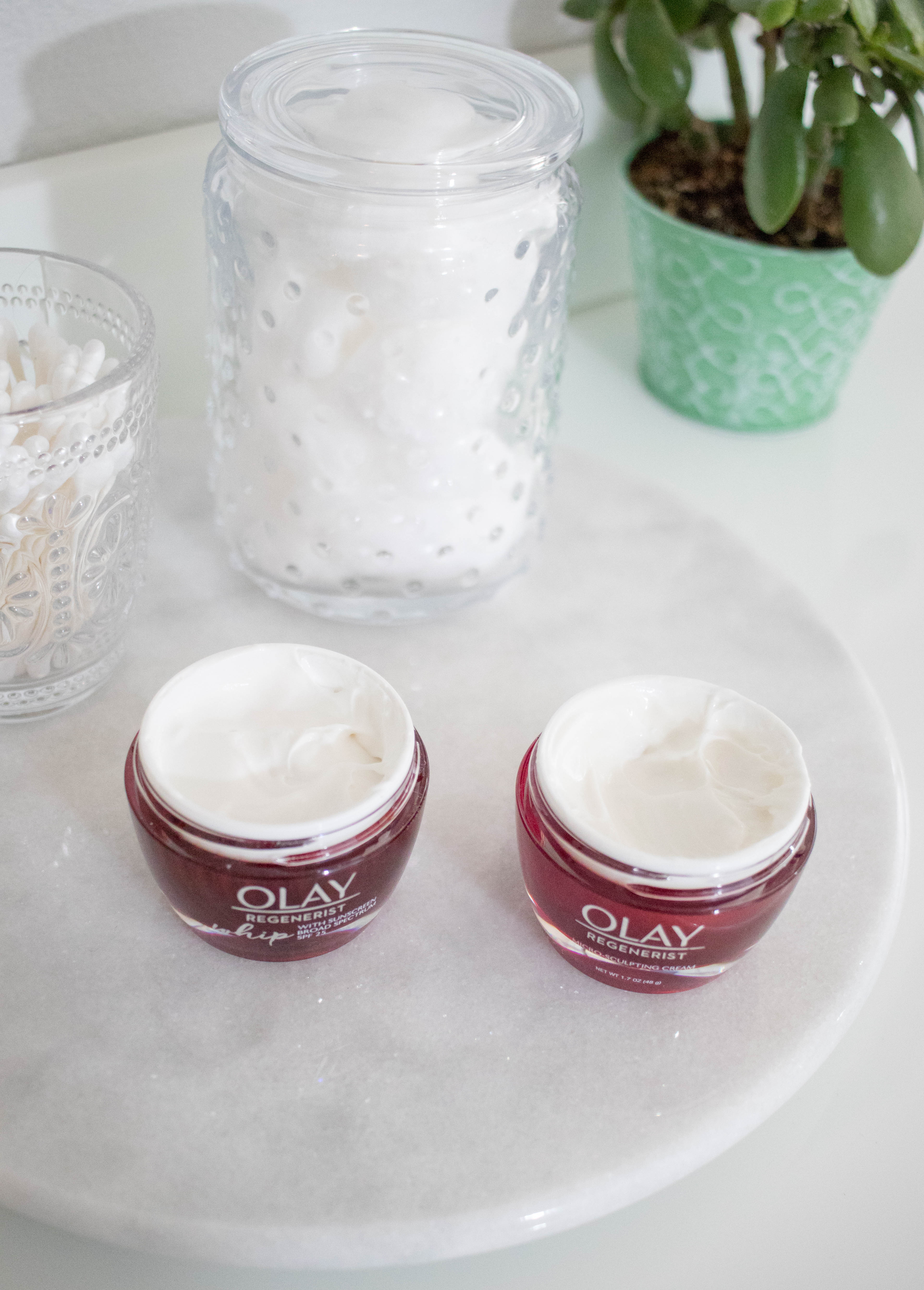 finding the right moisturizer for your skin olay #olay #redjar #skincareproducts