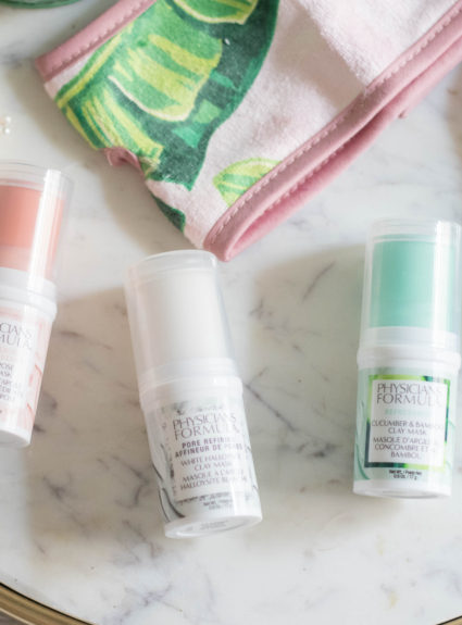 3 New Clay Masks You Need for an At Home Spa Day