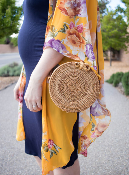 Maternity Midi Dress: The Weekly Style Edit