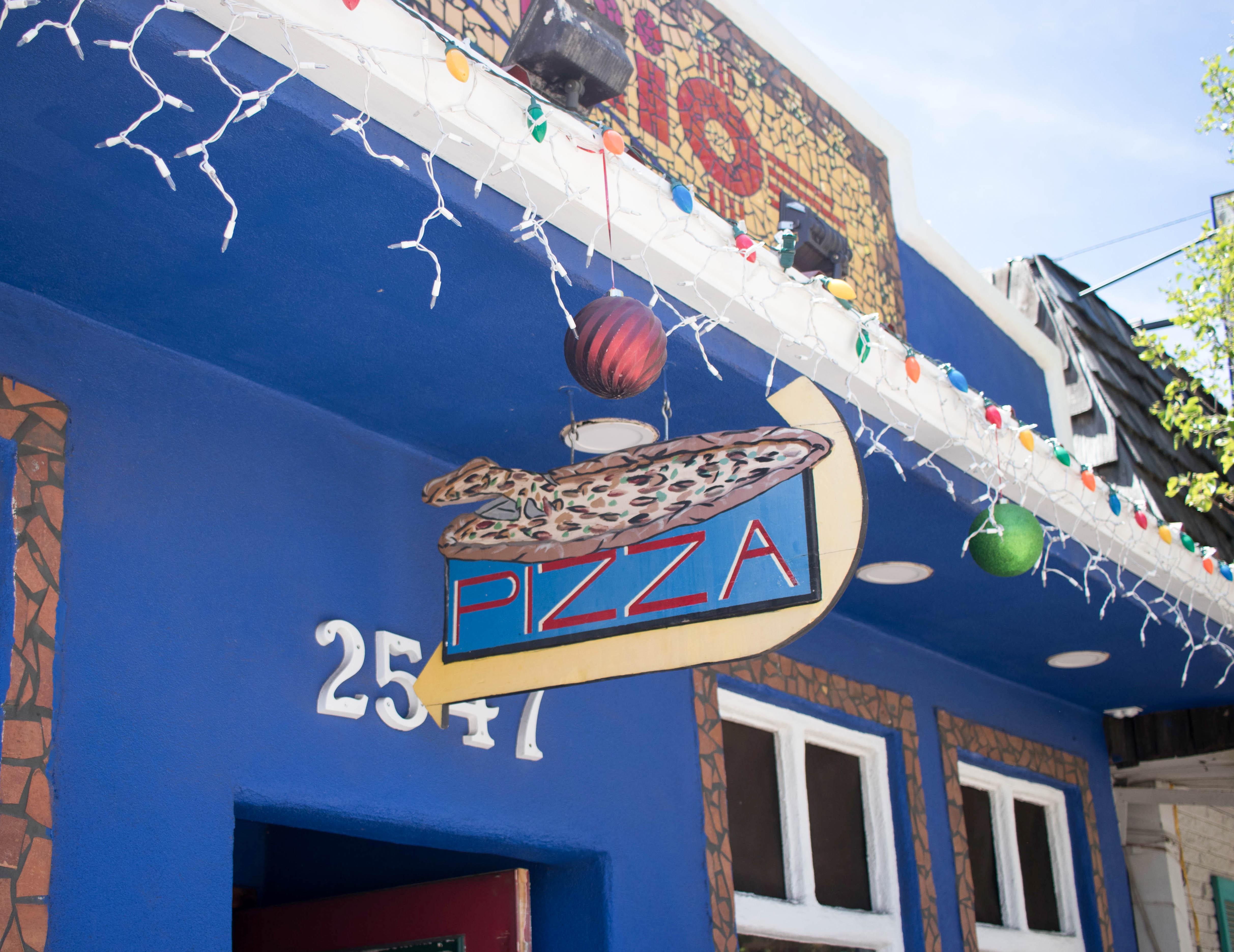 cafe rio pizza Ruidoso new Mexico #pizza #newmexicofood #travel