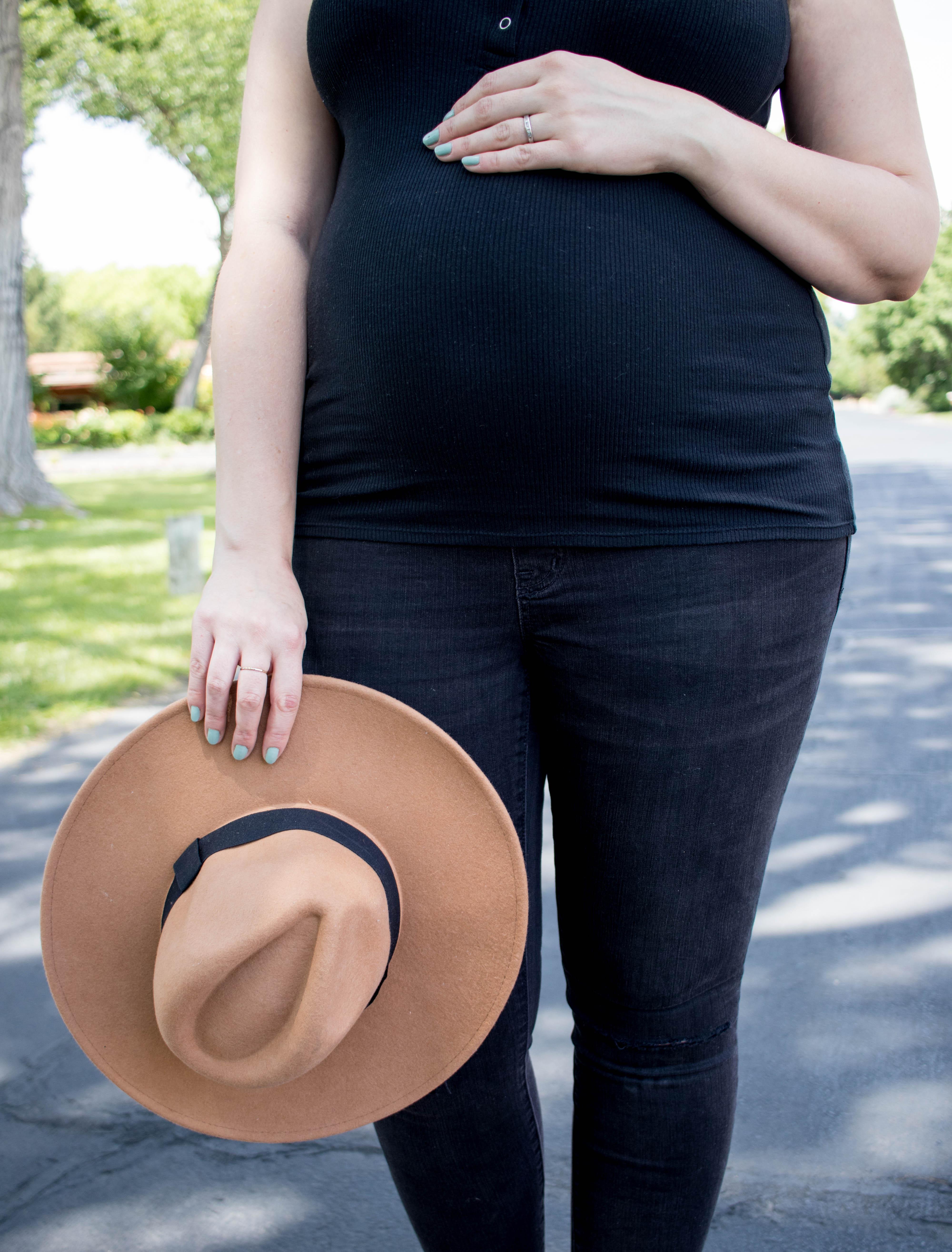 vici dolls oversized hat boho style #vicidolls #bohostyle #bumpstyle