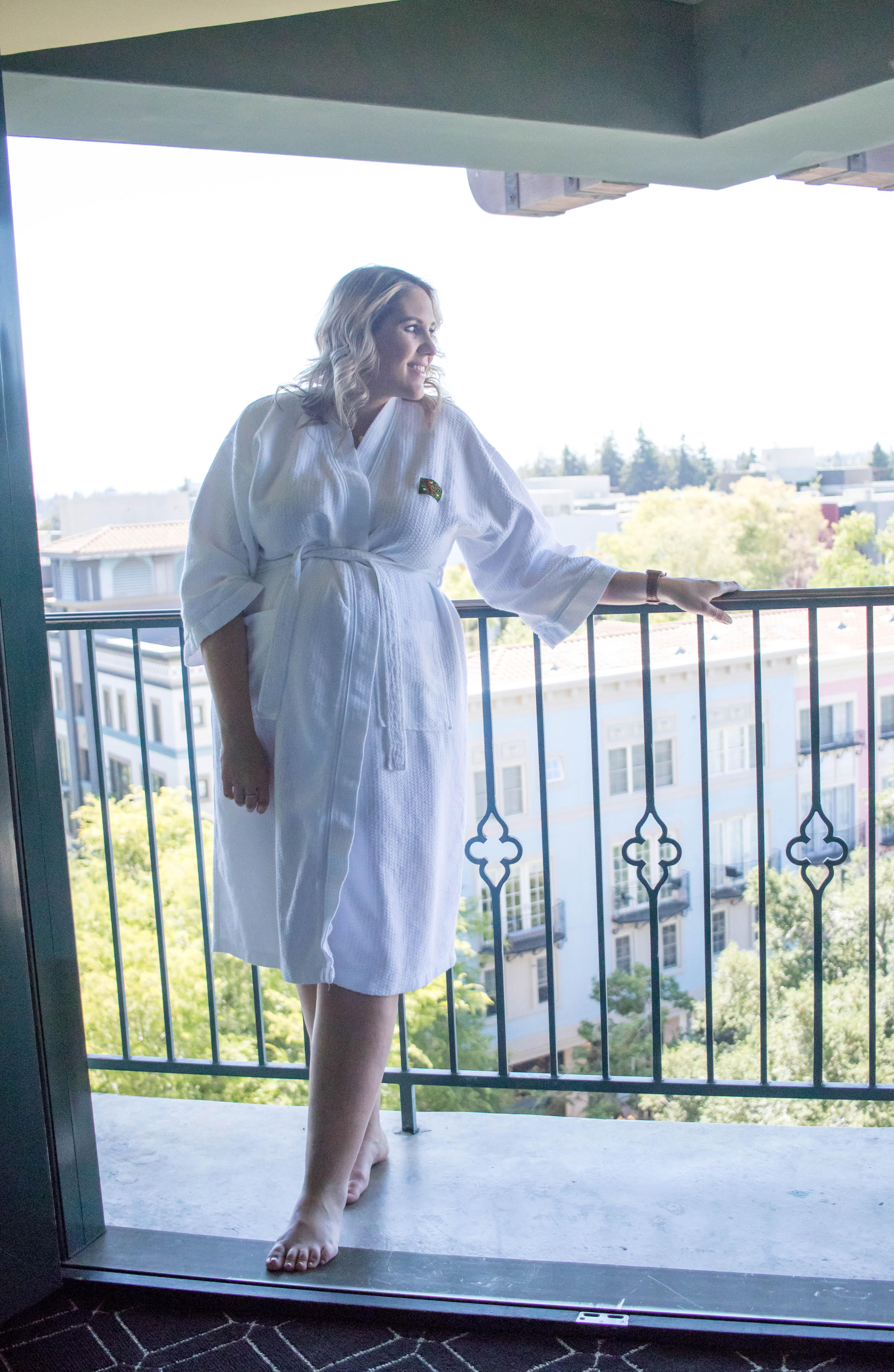 best hotel in San Jose hotel valencia Santana row #hotels #travelblogger #travelguide