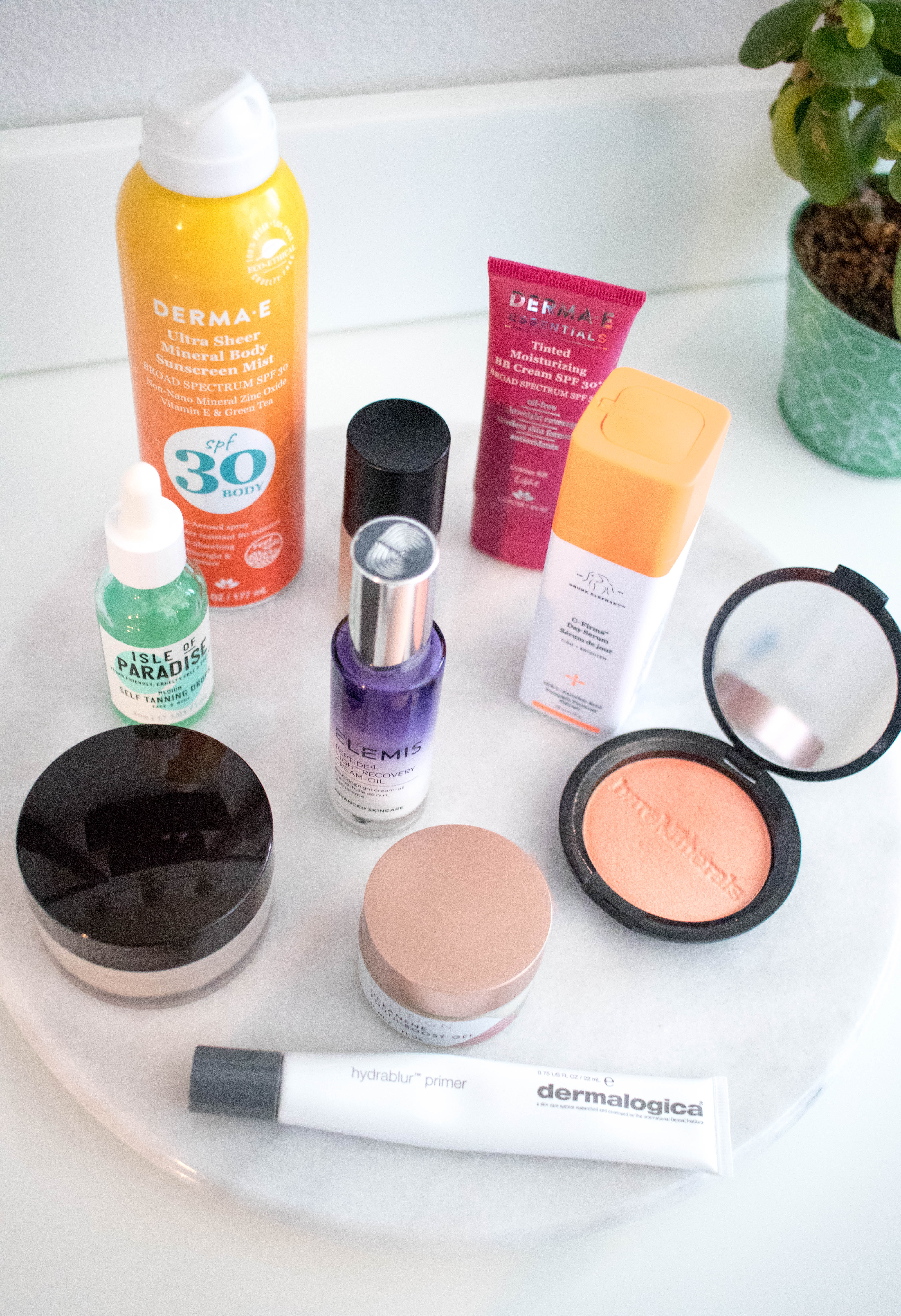 summer beauty hits and misses makeup and skincare product review #beautyproducts #skincareroutine #makeup #cleanbeauty