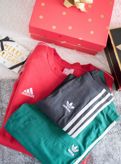 Getting Ready for the Holidays with adidas